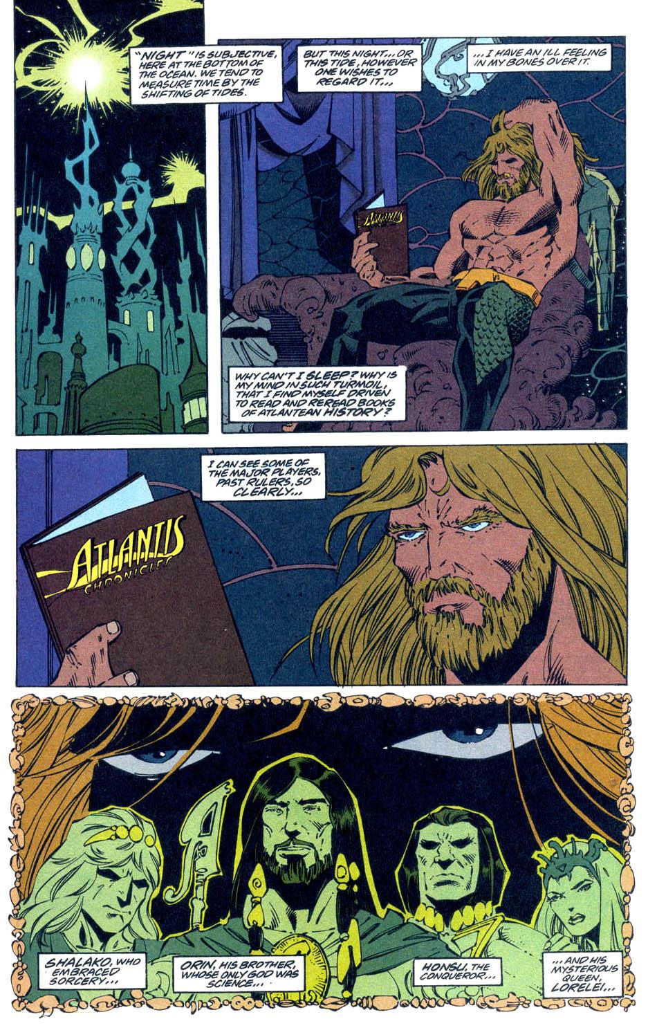 Read online Aquaman (1994) comic -  Issue #Aquaman (1994) _Annual 4 - 2
