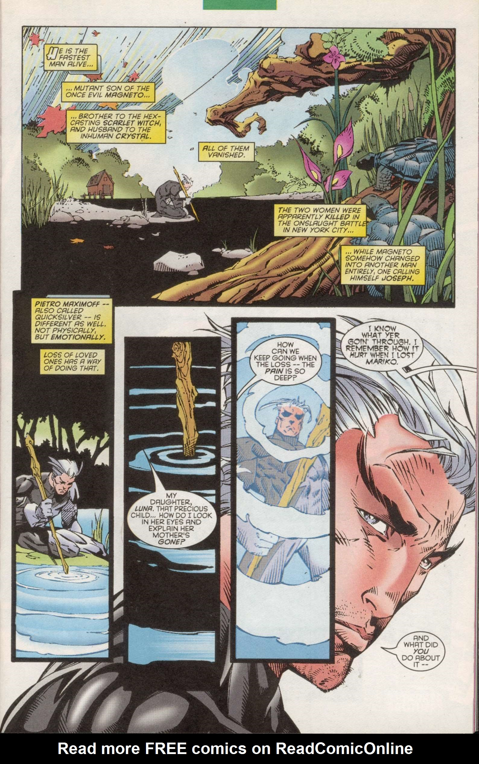 X-Men (1991) 59 Page 7