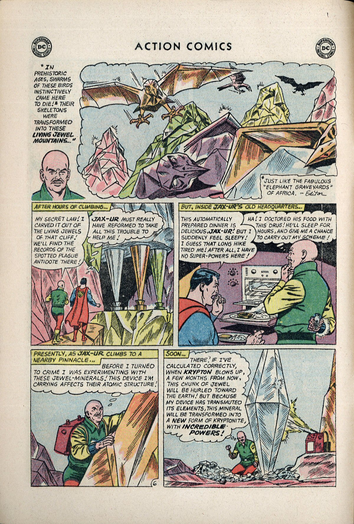 Read online Action Comics (1938) comic -  Issue #310 - 8