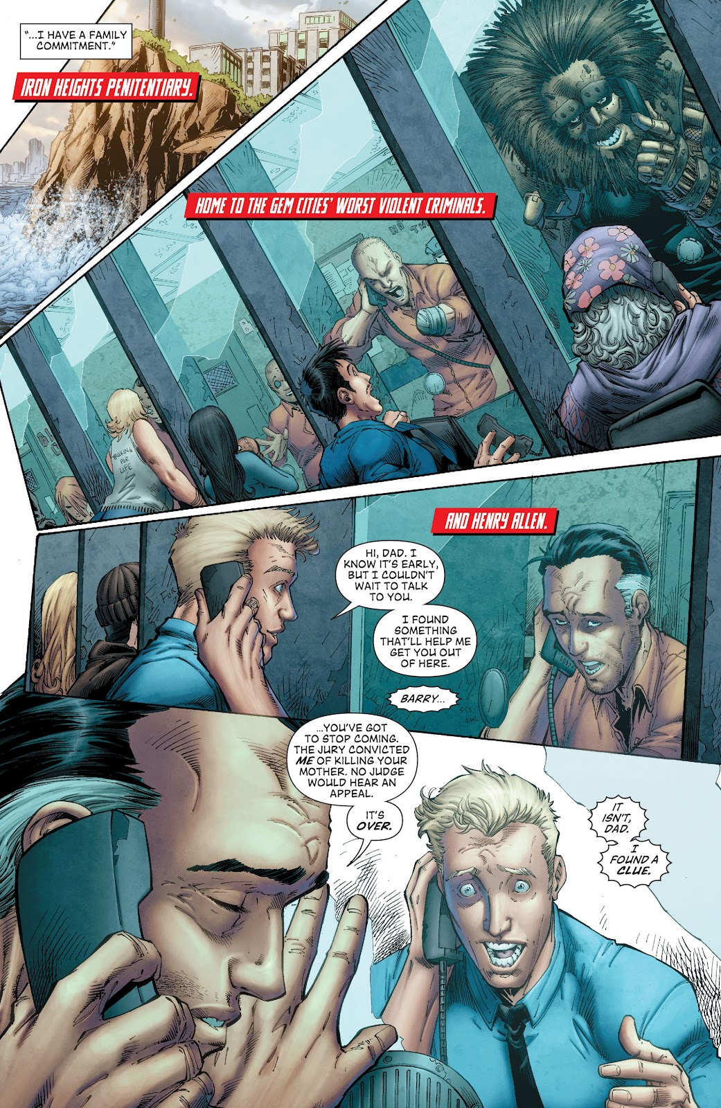 Read online The Flash (2011) comic -  Issue # _TPB 8 (Part 1) - 12