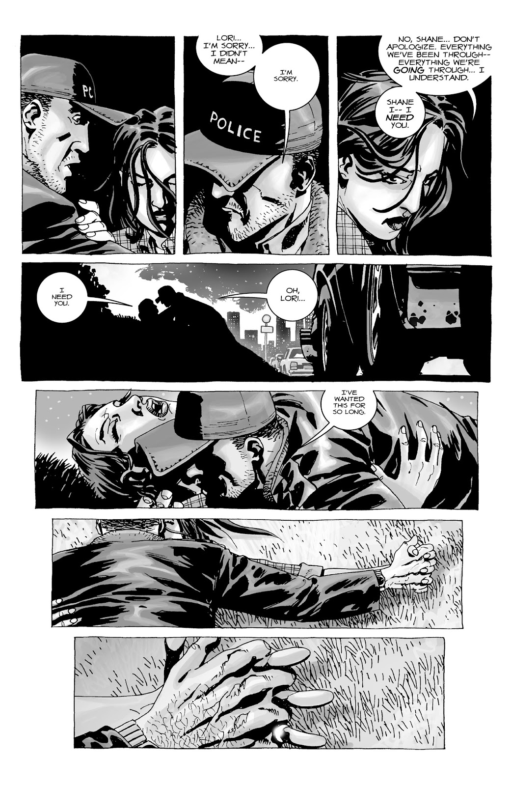The Walking Dead issue Special - Tyreese Special - Page 11