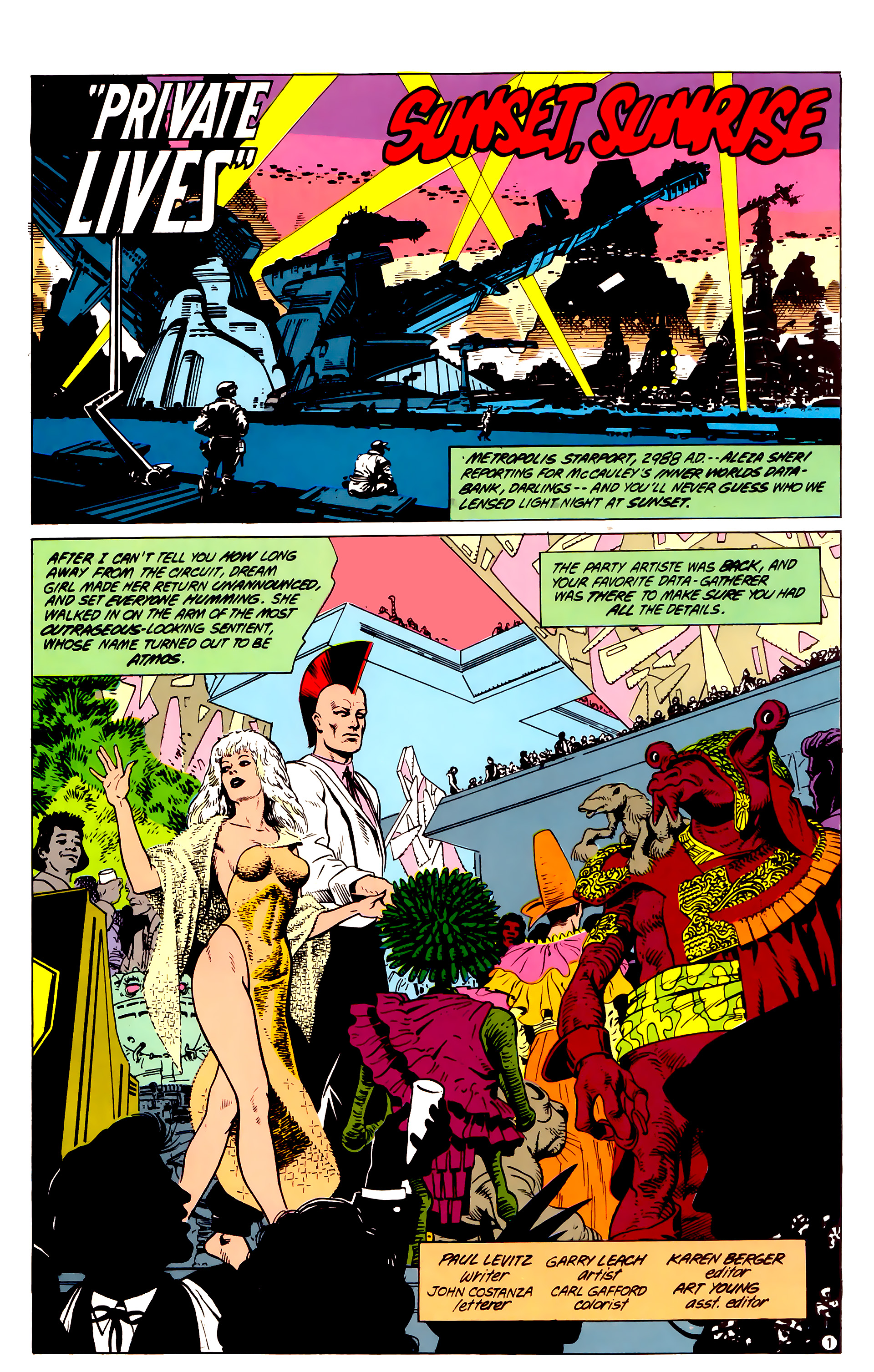 Legion of Super-Heroes (1984) _Annual_4 Page 36