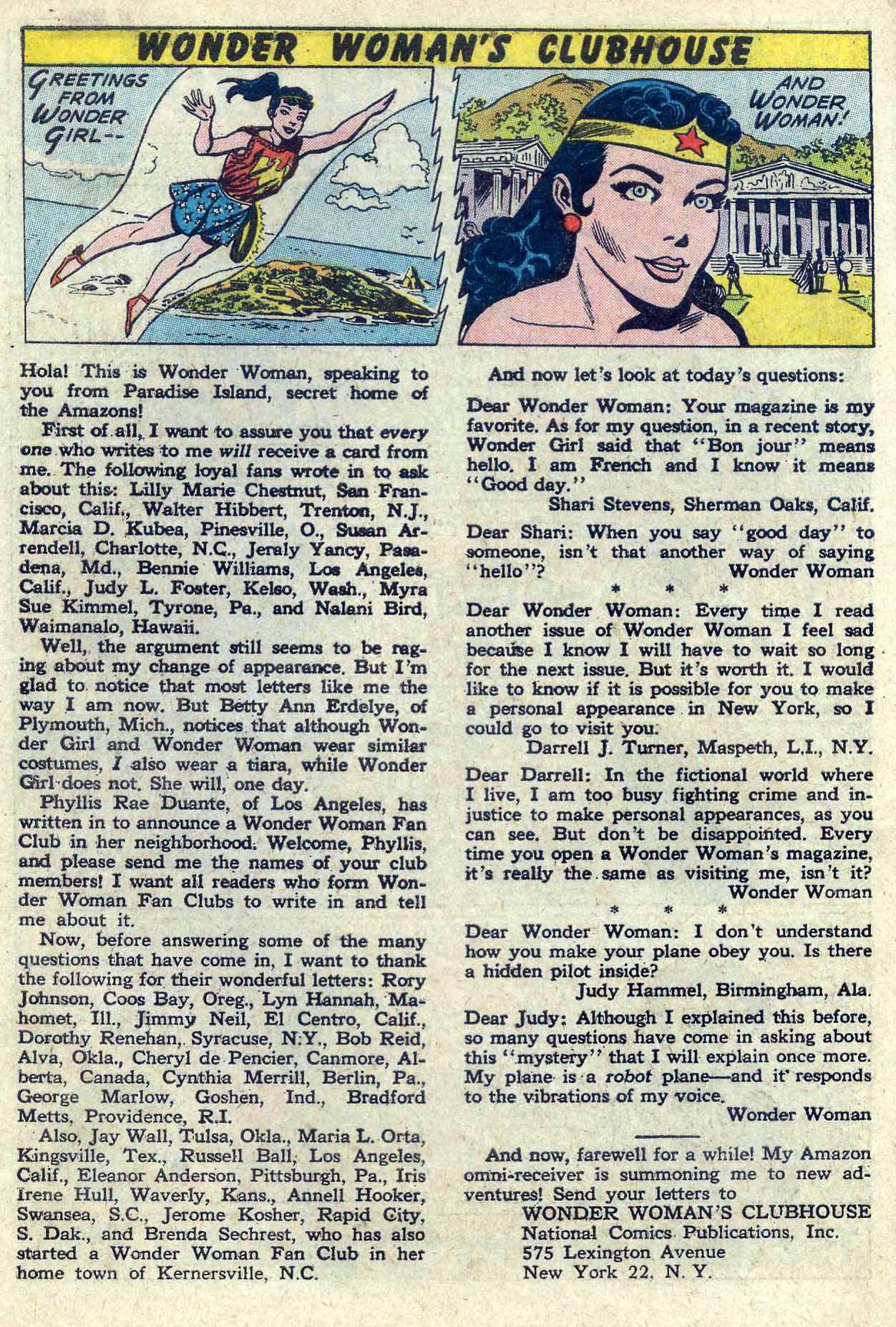 Read online Wonder Woman (1942) comic -  Issue #121 - 18