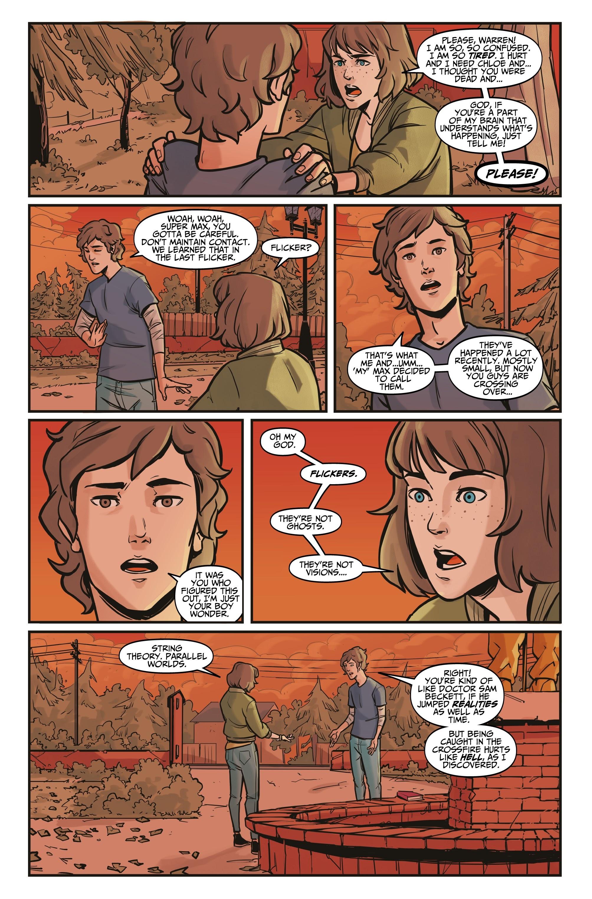 Life is Strange #3 #3 - English 27