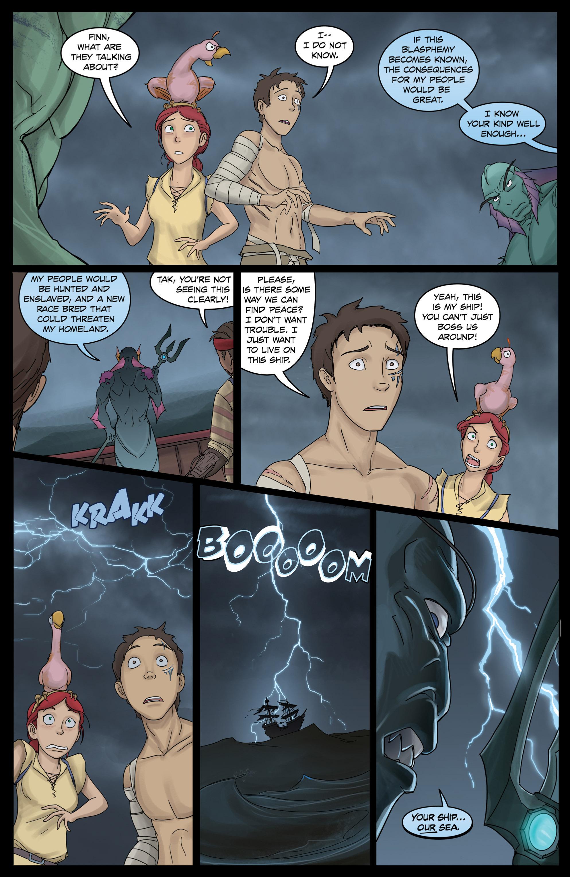 Read online Anne Bonnie comic -  Issue #3 - 13