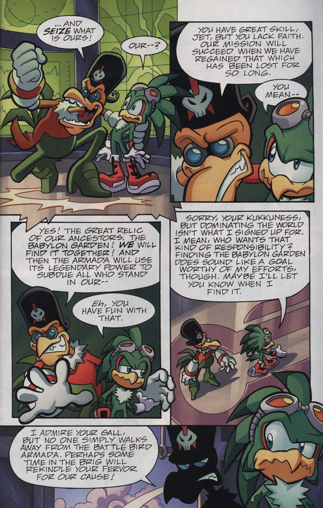 Read online Sonic Universe comic -  Issue #33 - 9