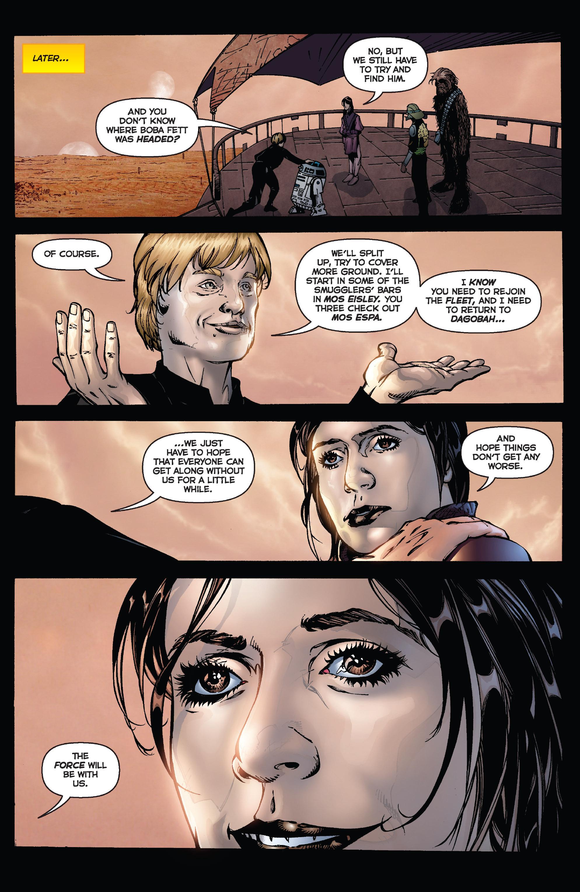 Read online Star Wars Omnibus comic -  Issue # Vol. 27 - 199