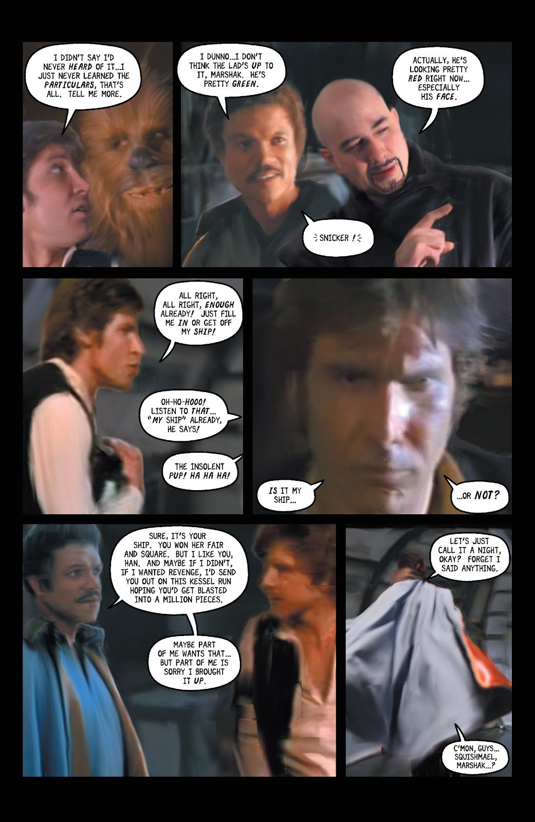 Read online Star Wars Legends Epic Collection: The Empire comic -  Issue # TPB 5 (Part 5) - 37