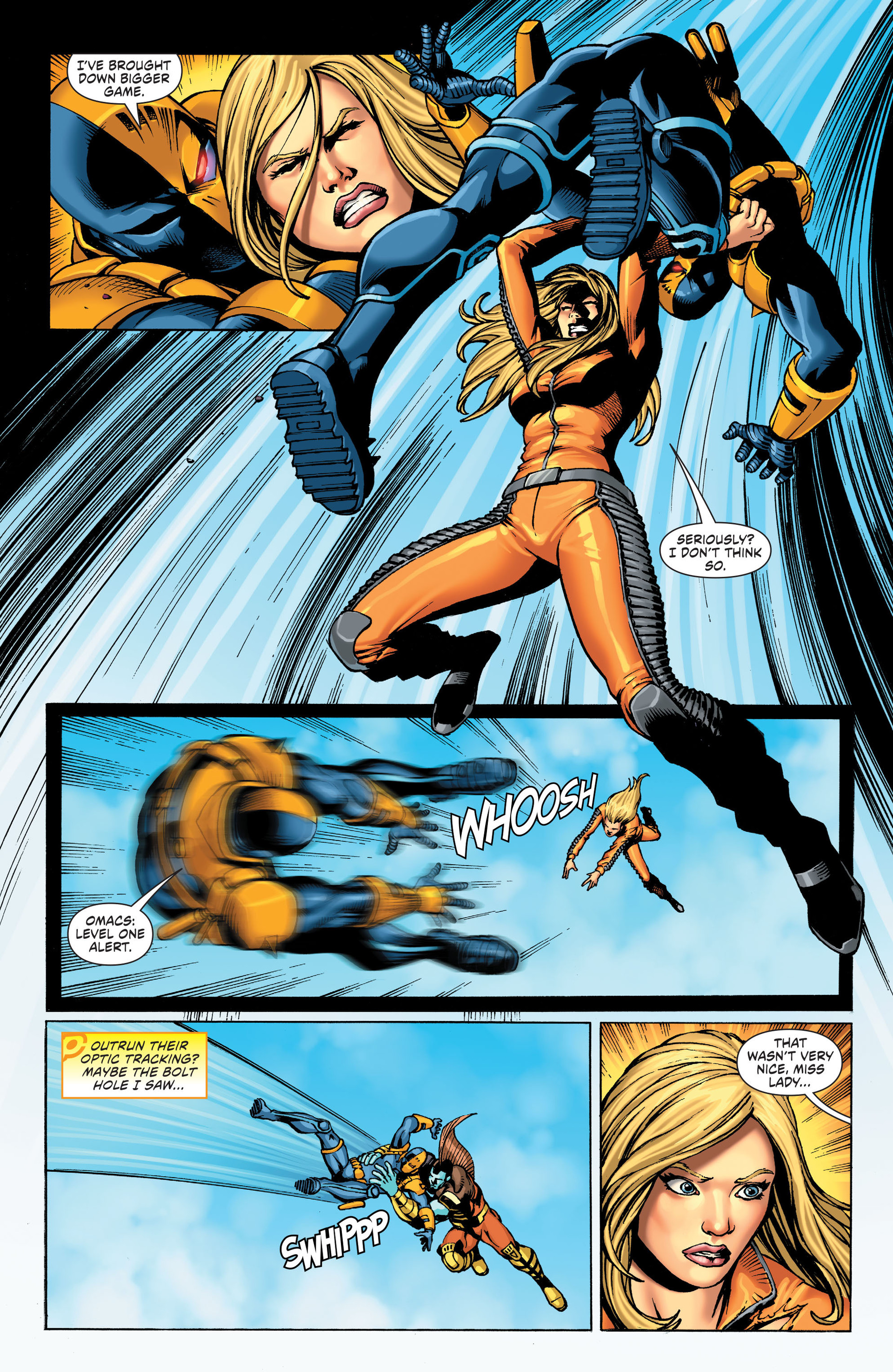 Read online Worlds' Finest: Futures End comic -  Issue # Full - 13