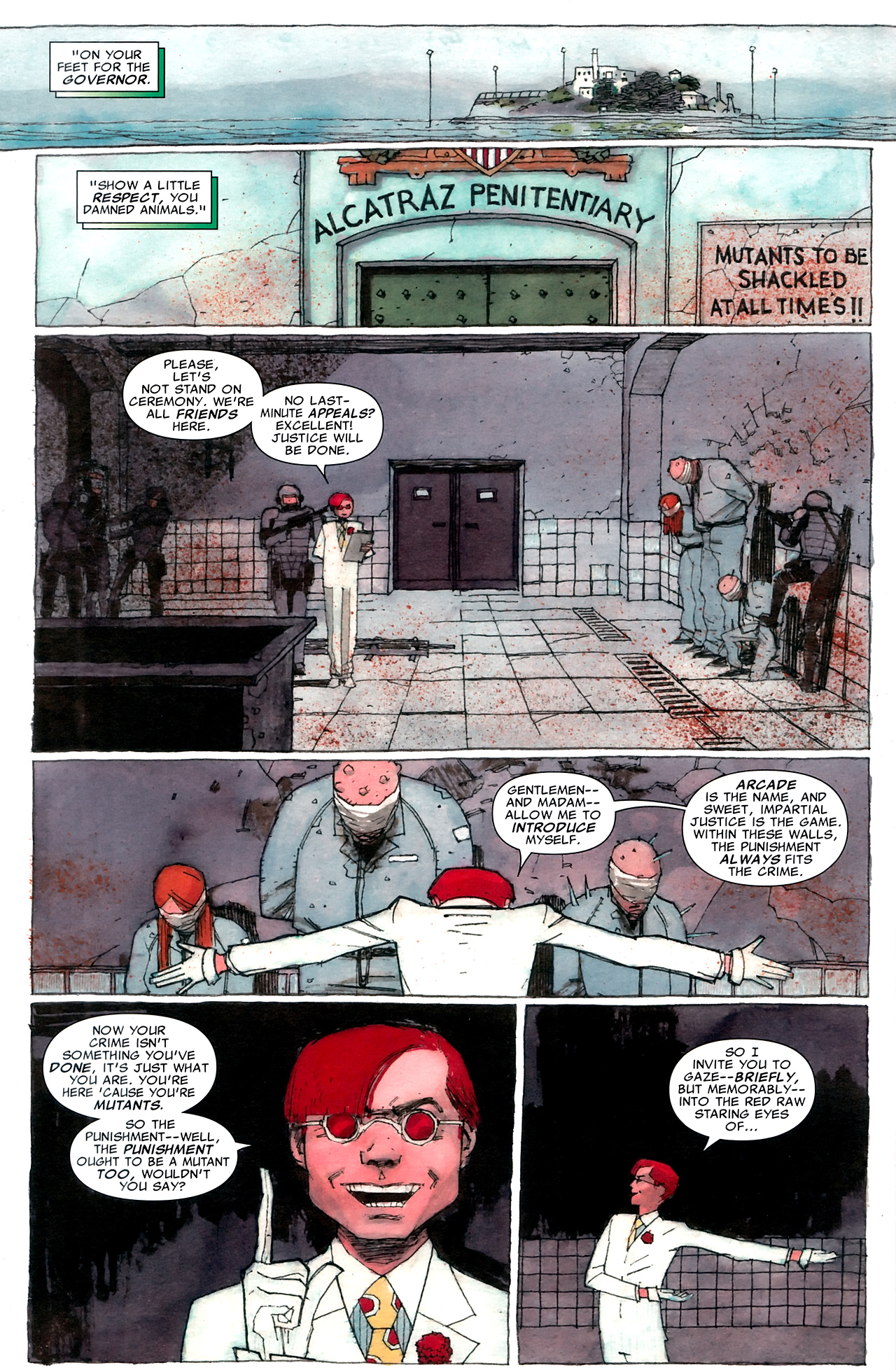 Read online Age of X: Alpha comic -  Issue #Age of X: Alpha Full - 9