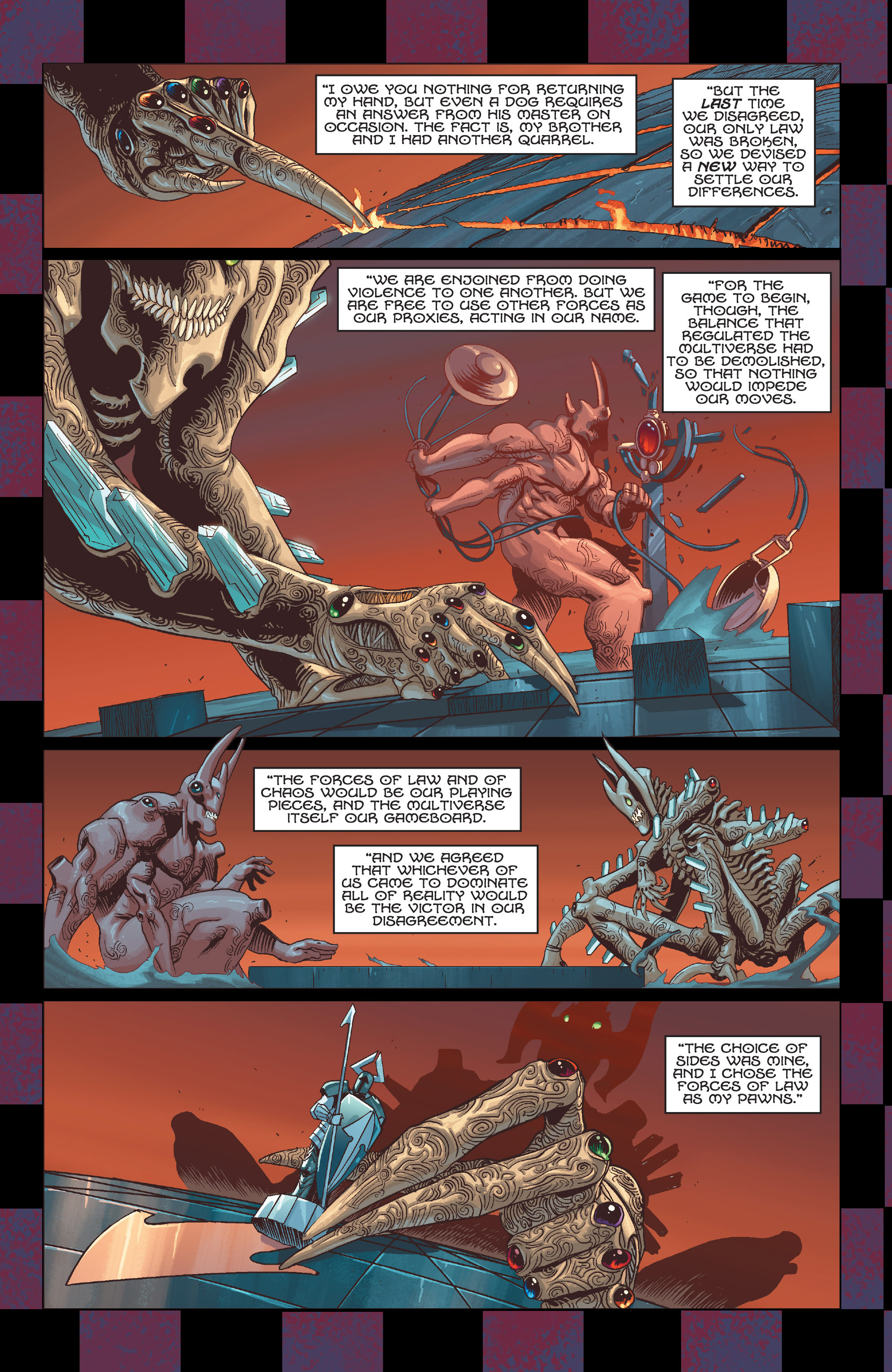 Read online Elric: The Balance Lost comic -  Issue # TPB 3 - 36