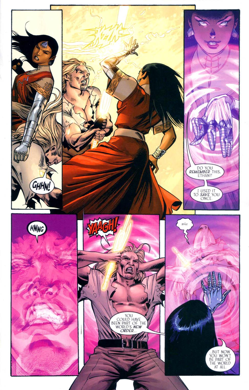 Read online Scion comic -  Issue #33 - 19