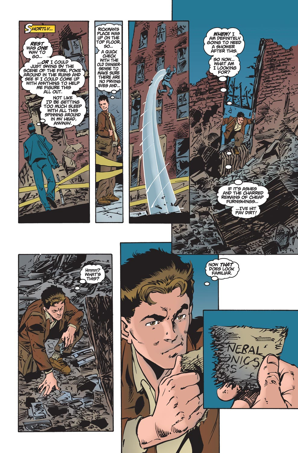 The Amazing Spider-Man (1999) 9 Page 13