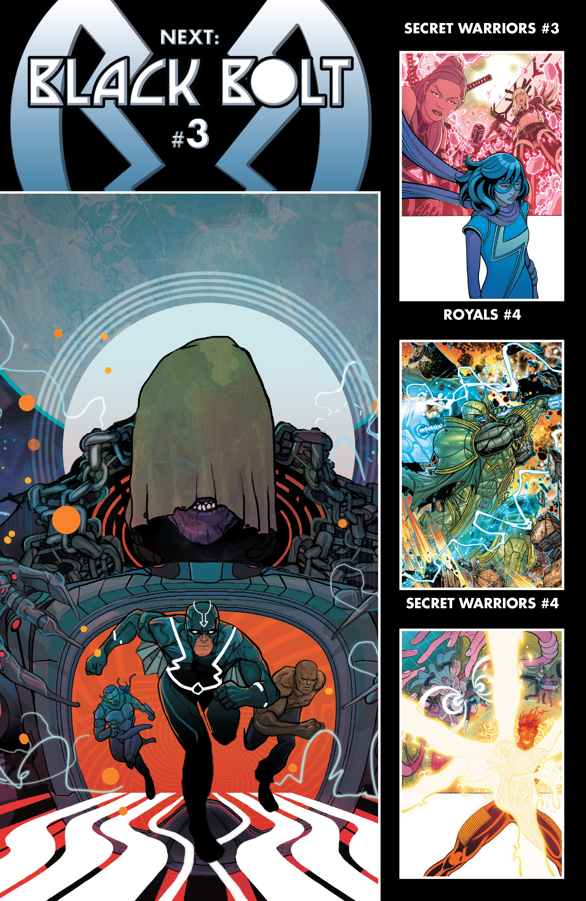 Read online Black Bolt comic -  Issue #2 - 24