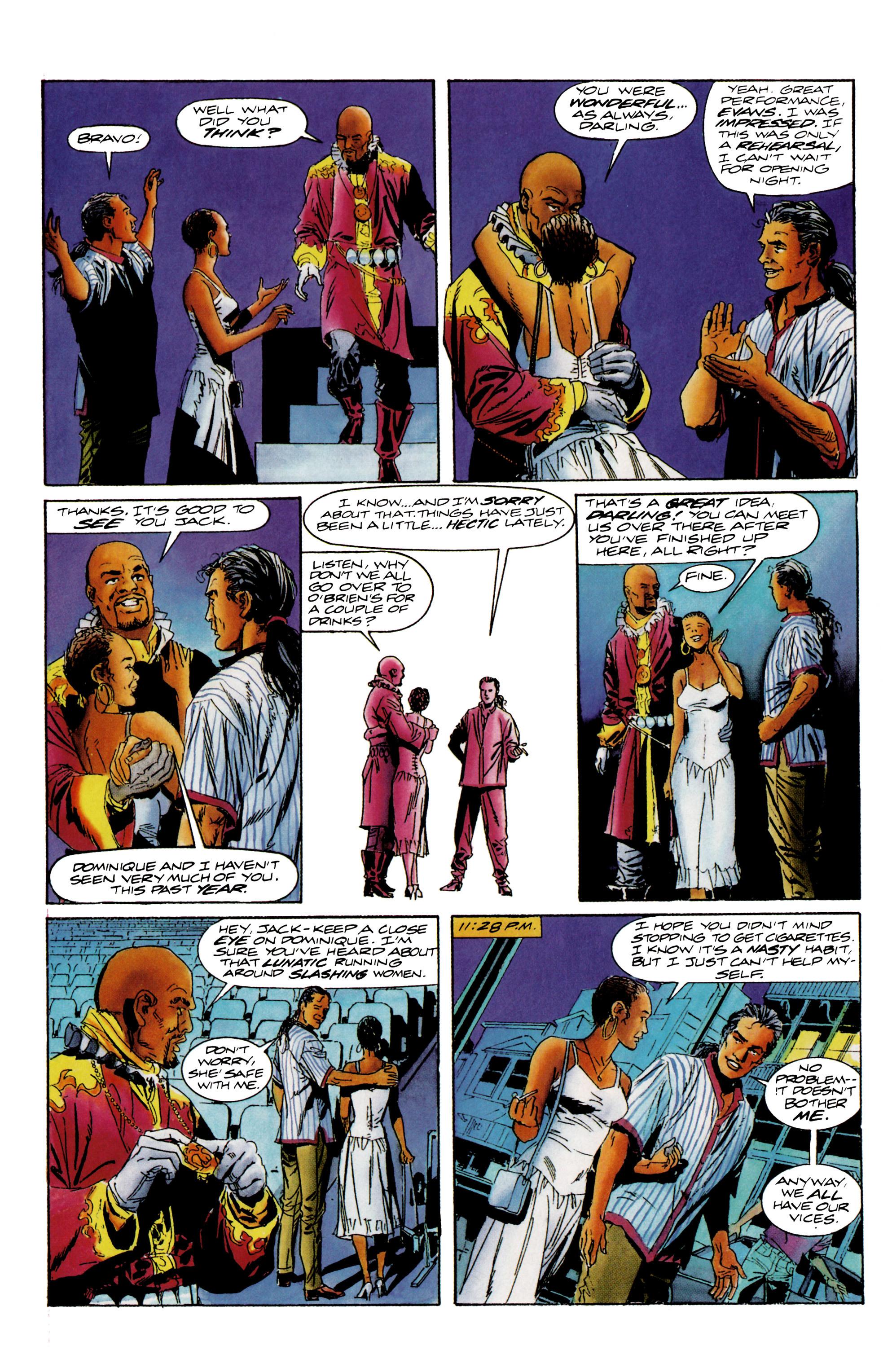 Read online Shadowman (1992) comic -  Issue #13 - 5