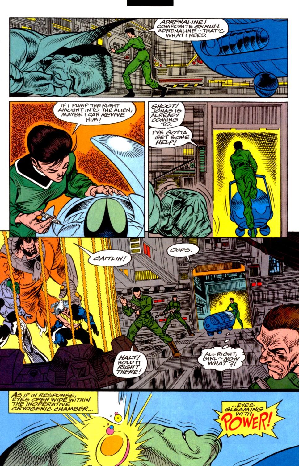 Read online Blackwulf comic -  Issue #4 - 5