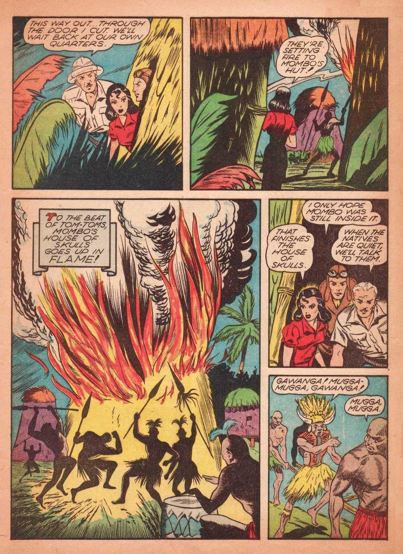 Read online Super-Magician Comics comic -  Issue #2 - 13