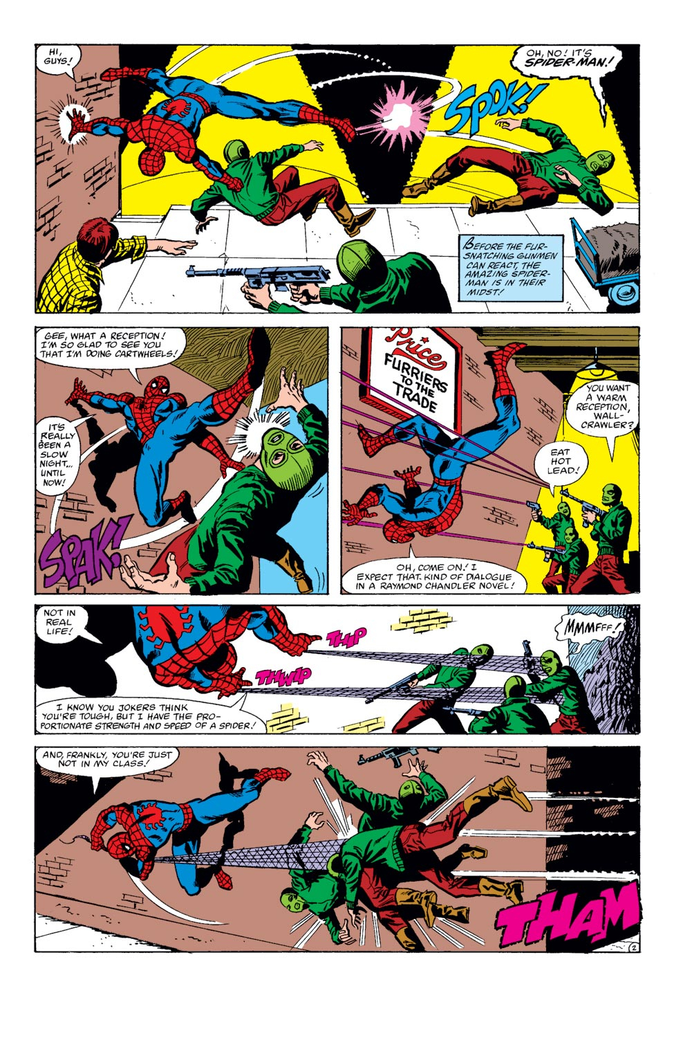 The Amazing Spider-Man (1963) 222 Page 2
