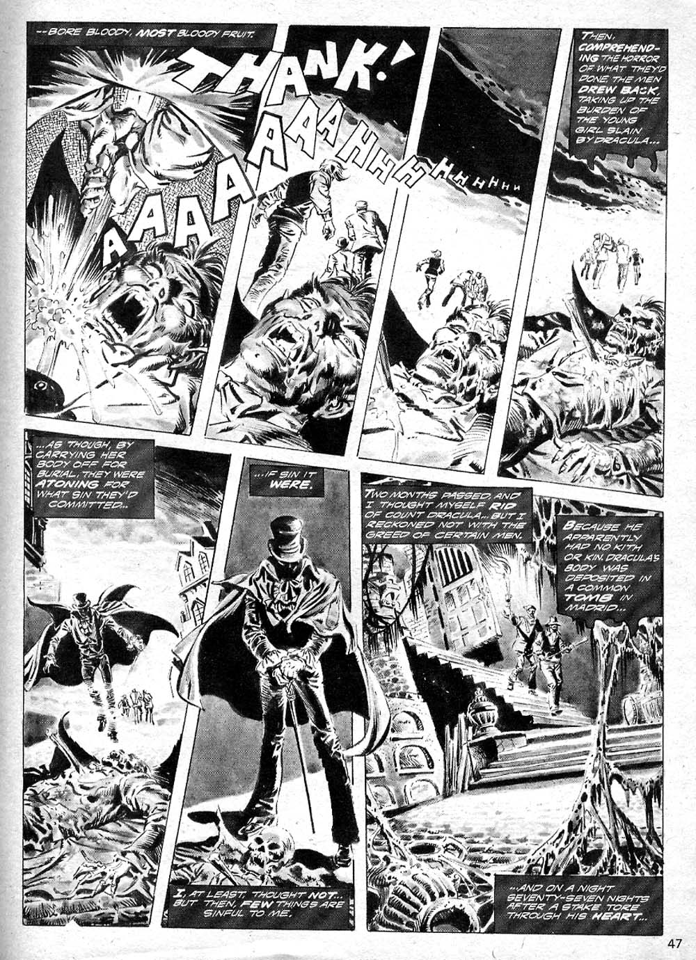 Dracula Lives issue 9 - Page 42