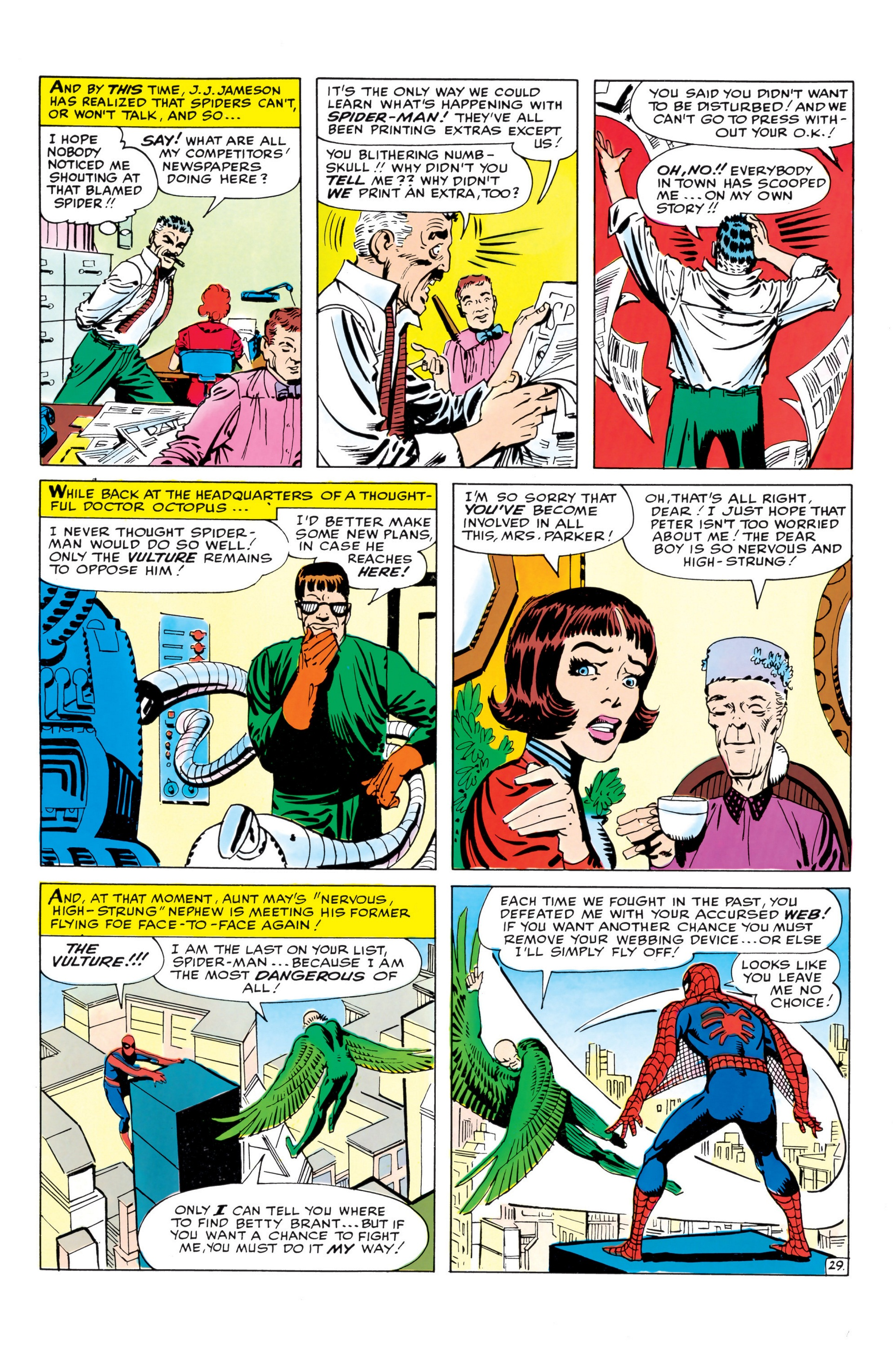 The Amazing Spider-Man (1963) _Annual_1 Page 29