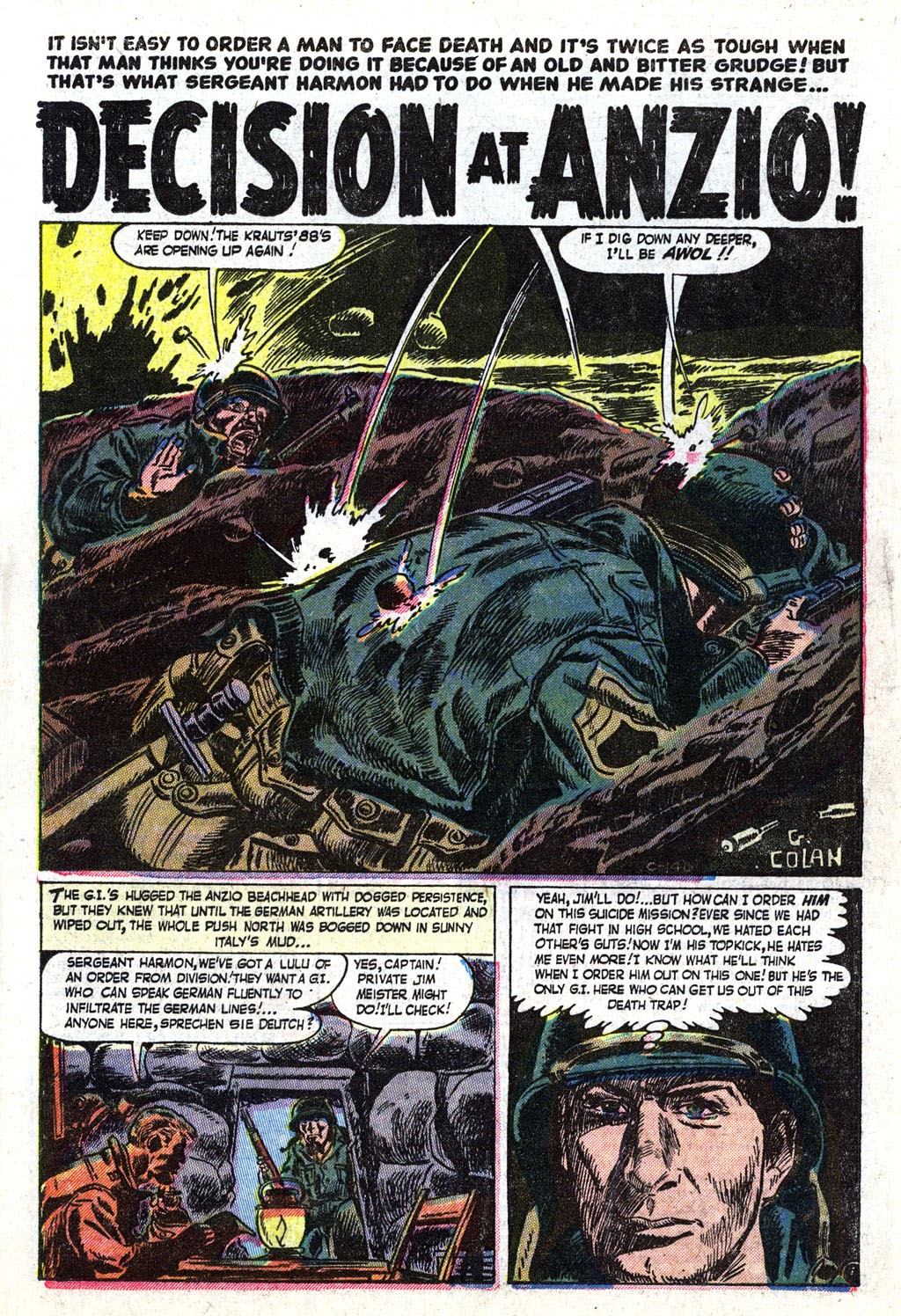 Combat (1952) issue 11 - Page 12
