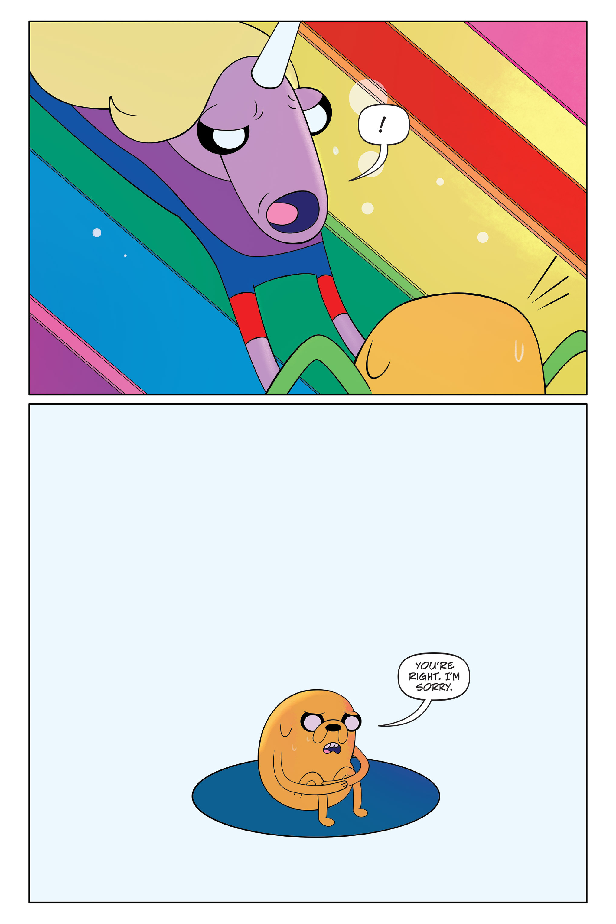 Read online Adventure Time comic -  Issue #Adventure Time _TPB 7 - 93