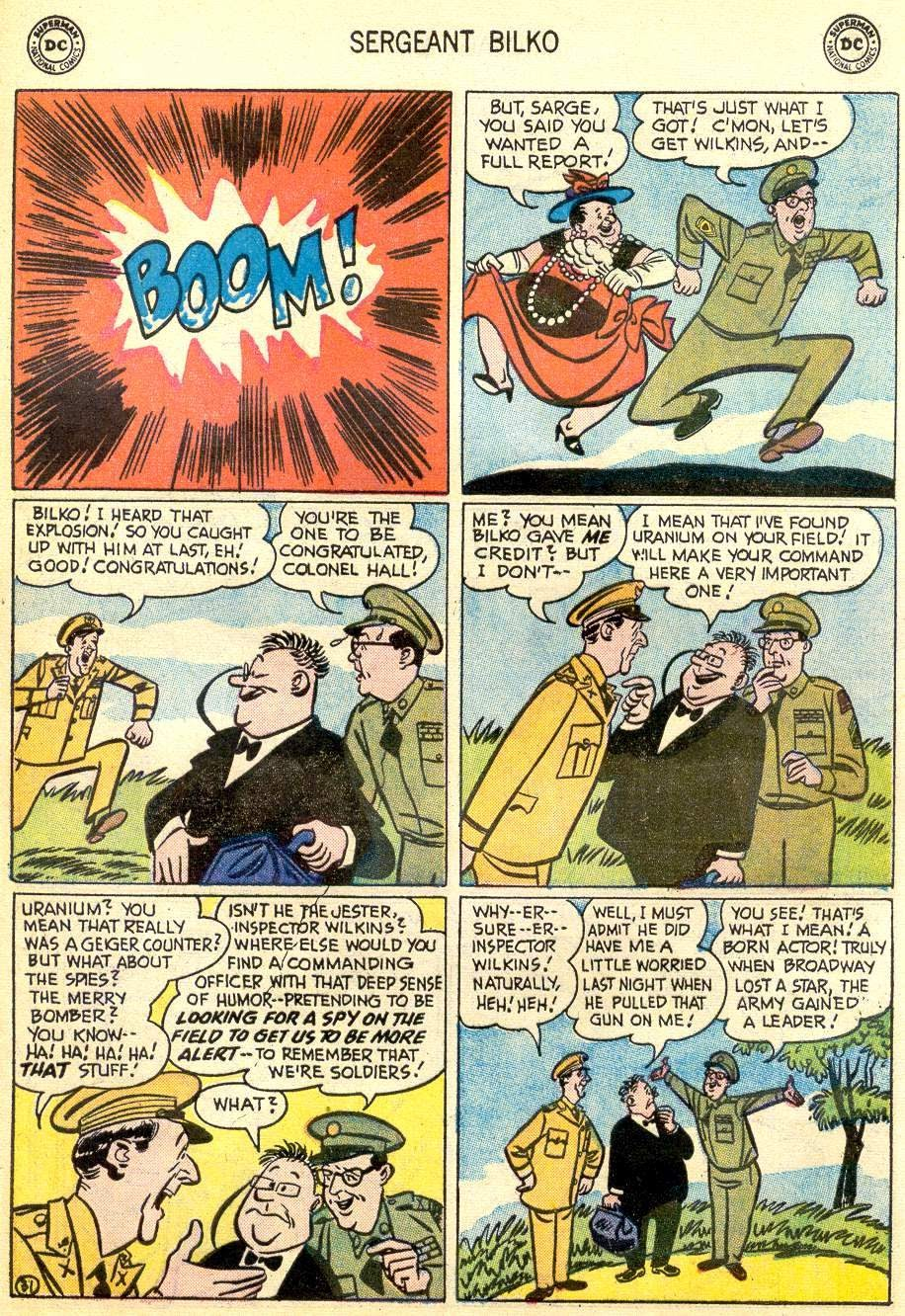 Sergeant Bilko issue 2 - Page 33