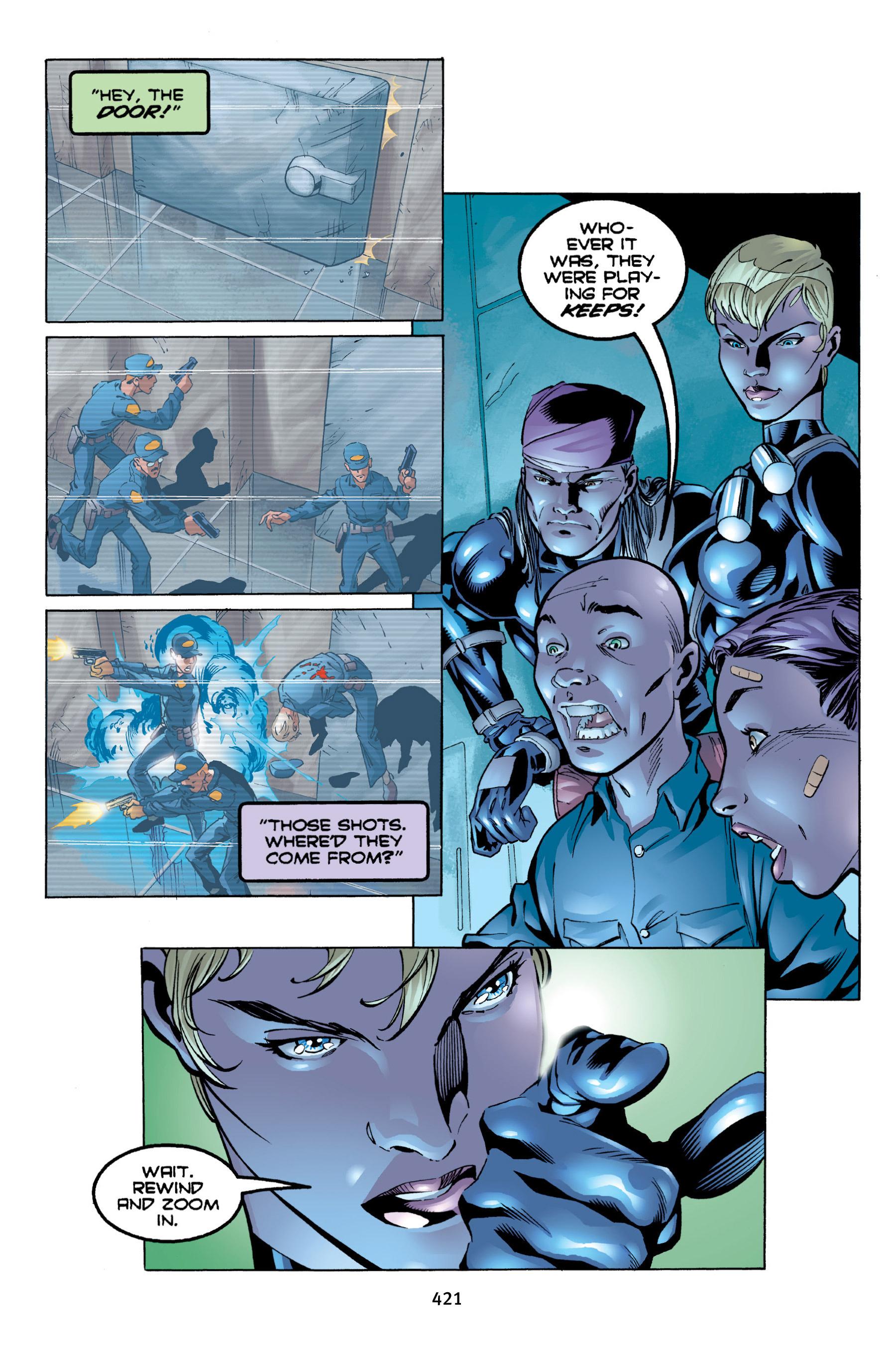 Read online Aliens vs. Predator Omnibus comic -  Issue # _TPB 2 Part 4 - 85