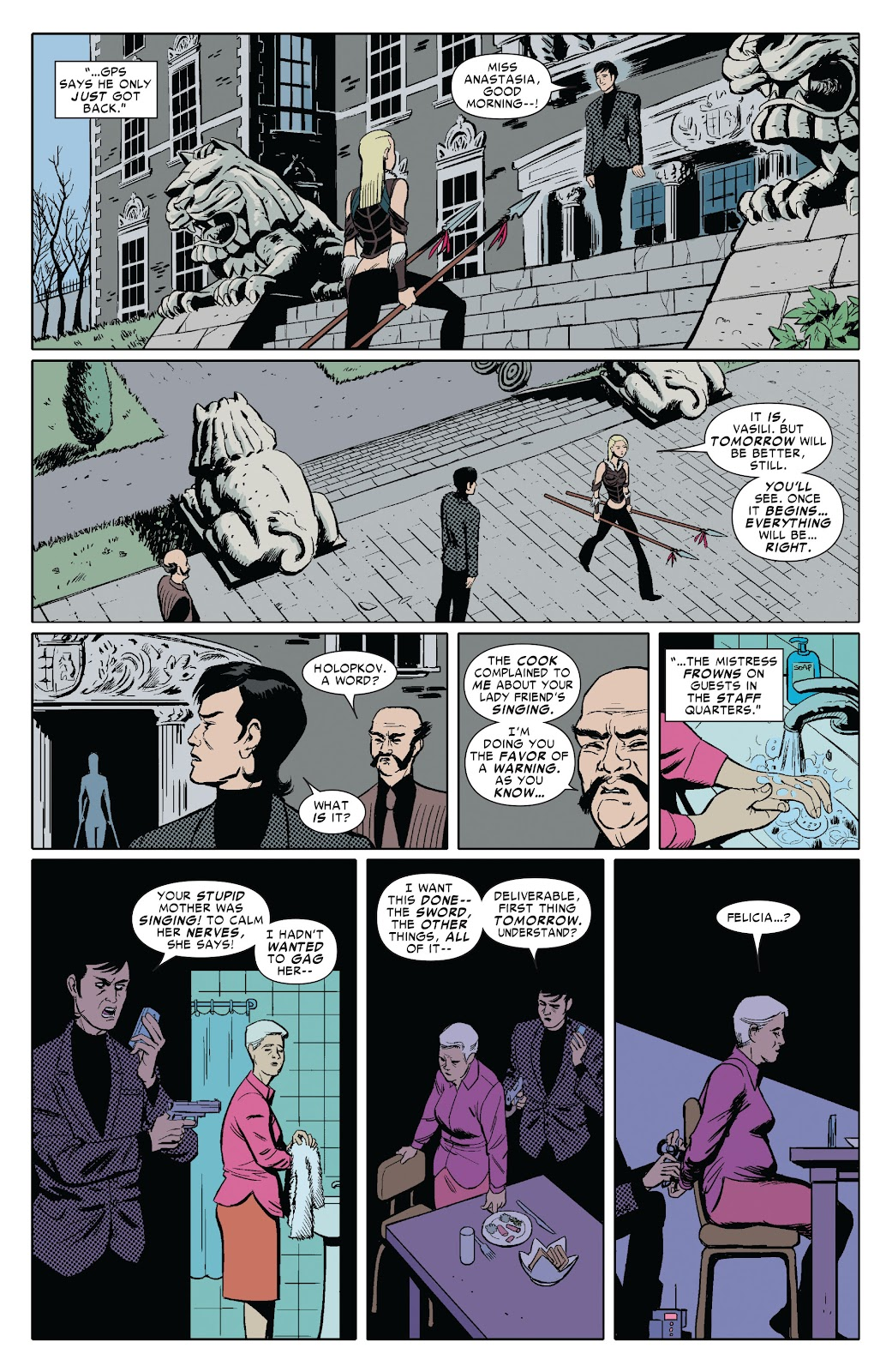 Amazing Spider-Man Presents: Black Cat Issue #3 #3 - English 9