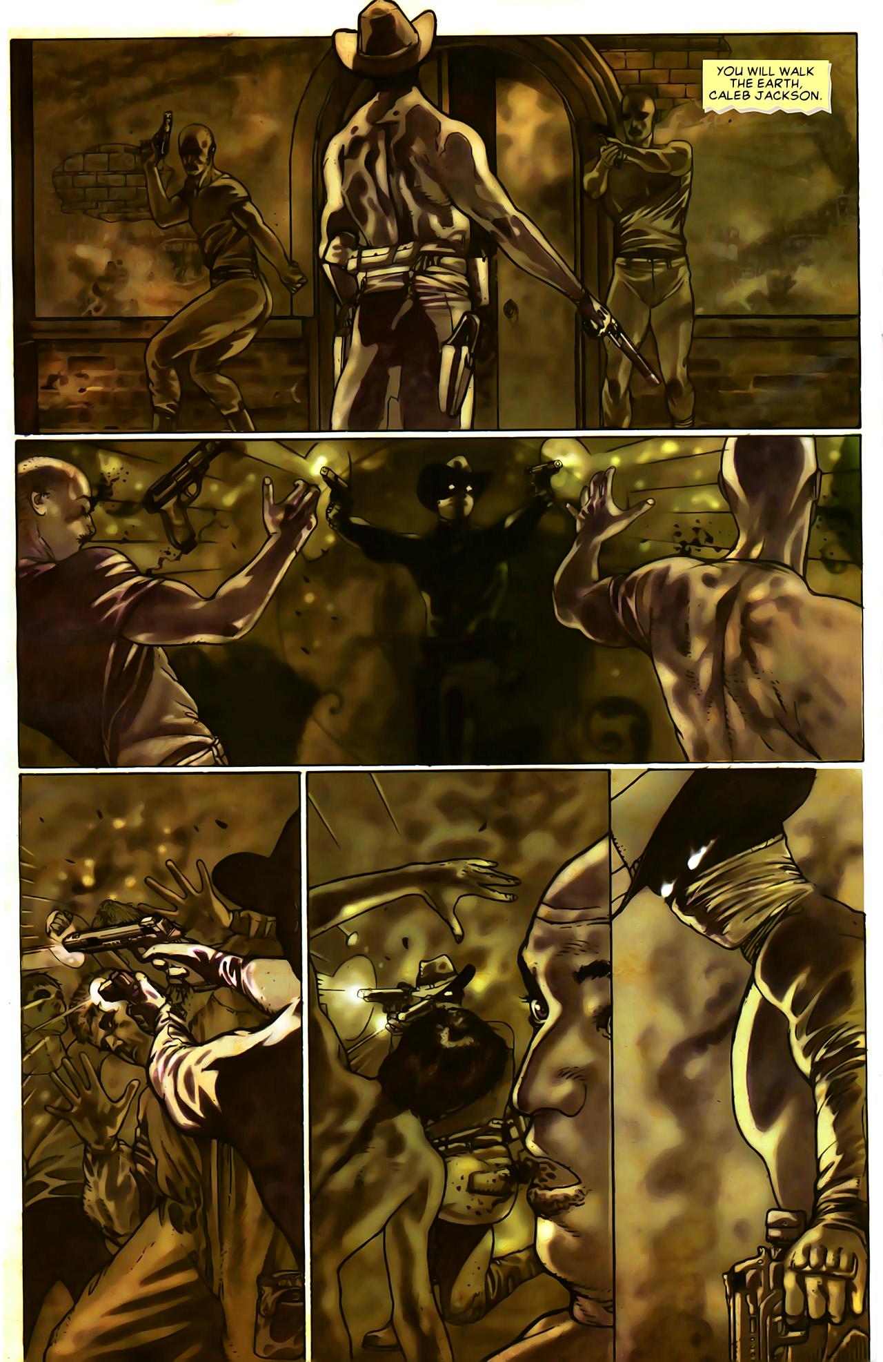 Read online Astonishing Tales (2009) comic -  Issue #5 - 21