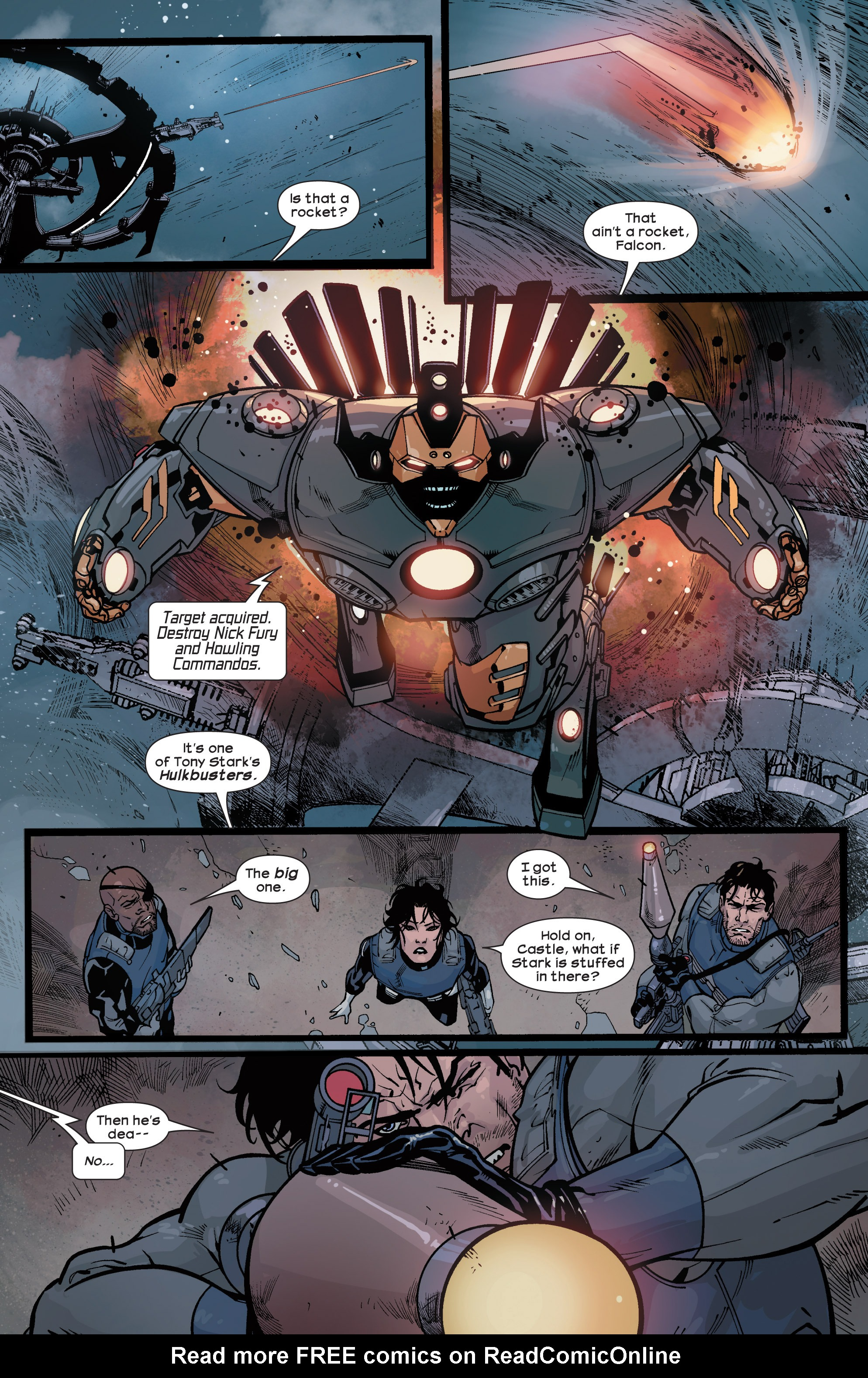 Read online Ultimate Comics Ultimates comic -  Issue #29 - 6