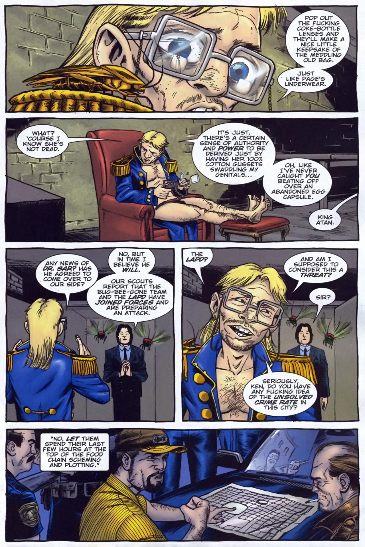 Read online The Exterminators comic -  Issue #29 - 7