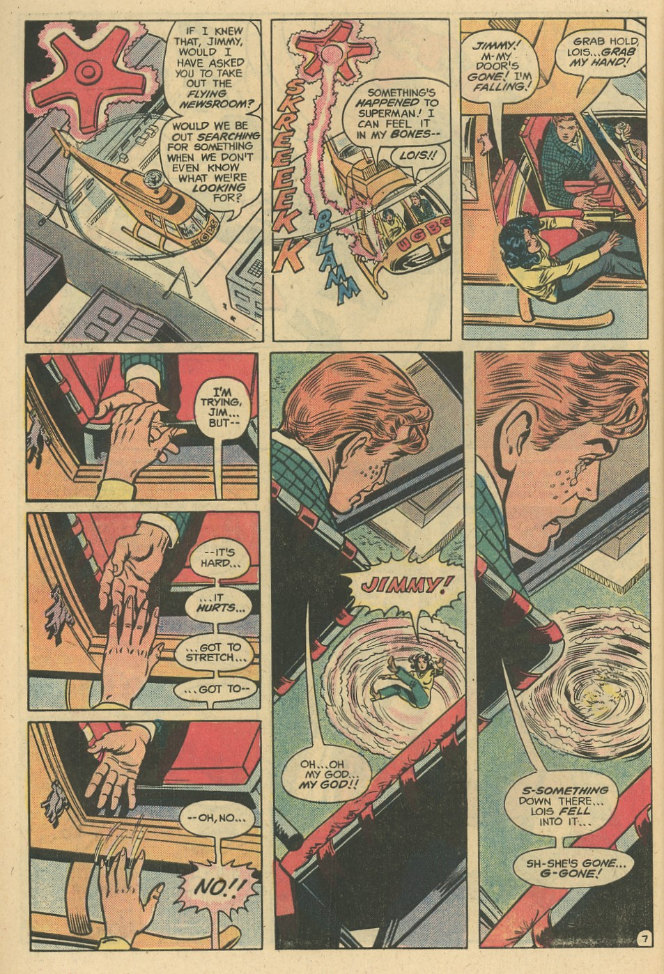 Read online Action Comics (1938) comic -  Issue #527 - 8