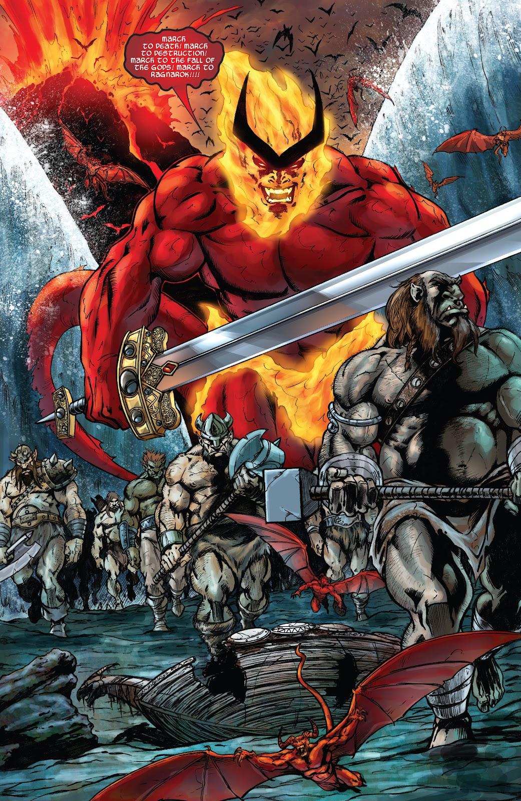 Read online Thor: Ragnaroks comic -  Issue # TPB (Part 3) - 50
