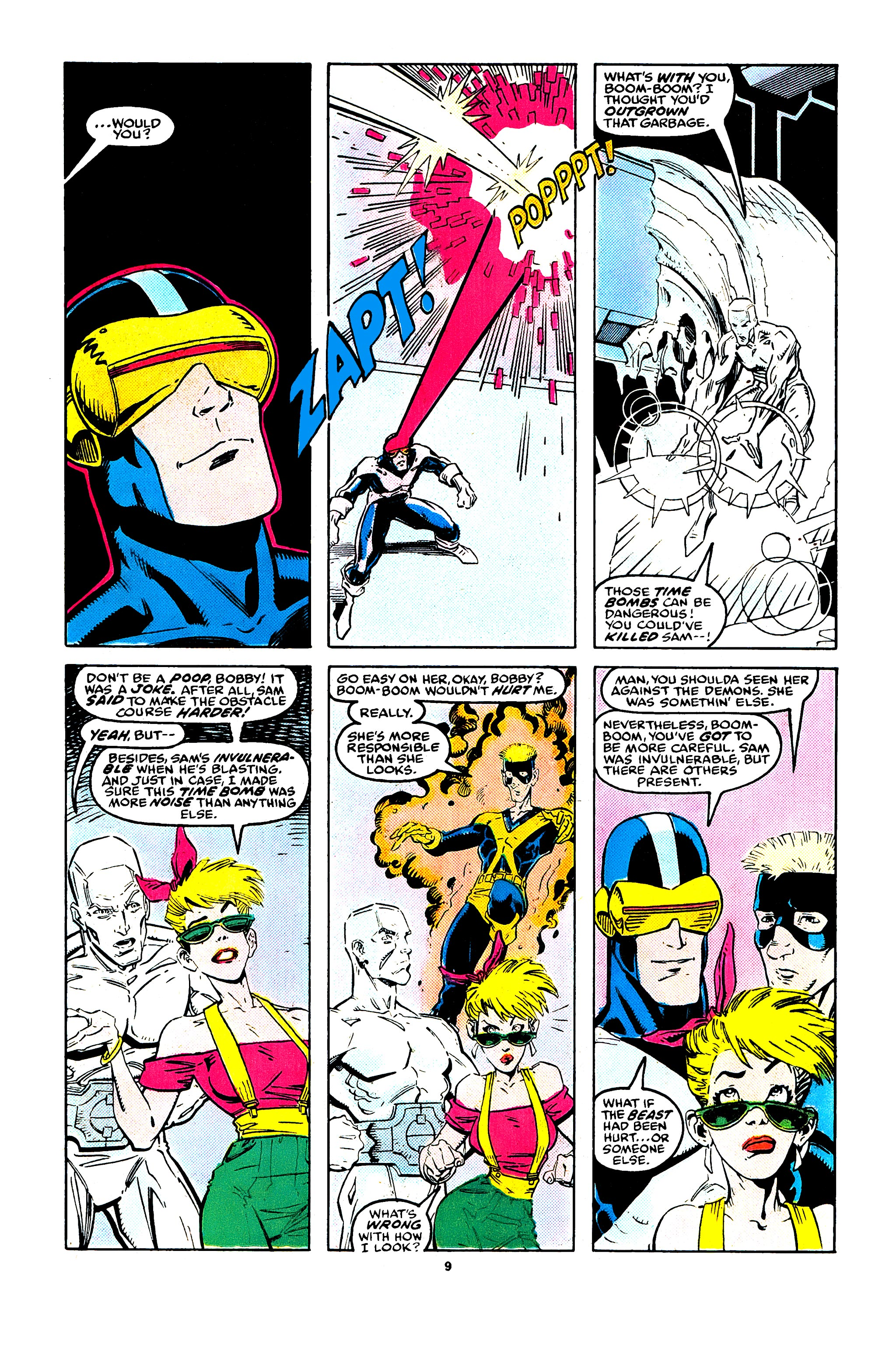 Read online X-Factor (1986) comic -  Issue #41 - 8