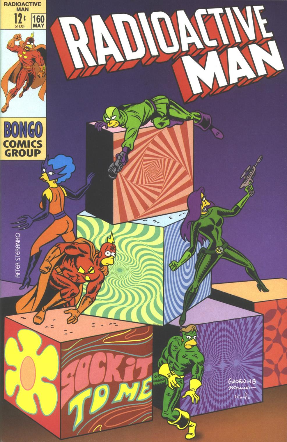 Read online Simpsons Comics comic -  Issue #39 - 34