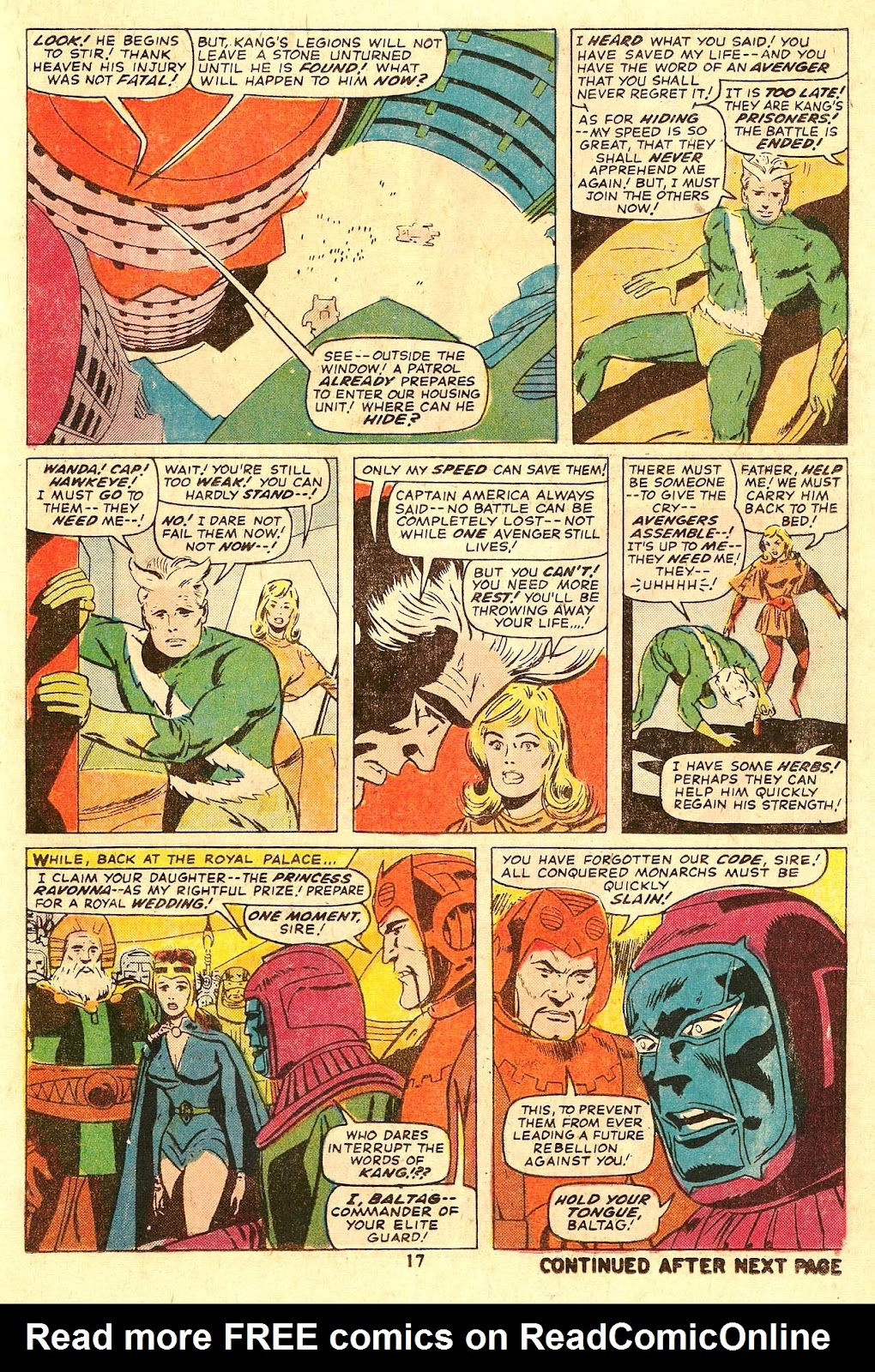 Marvel Triple Action (1972) issue 18 - Page 19
