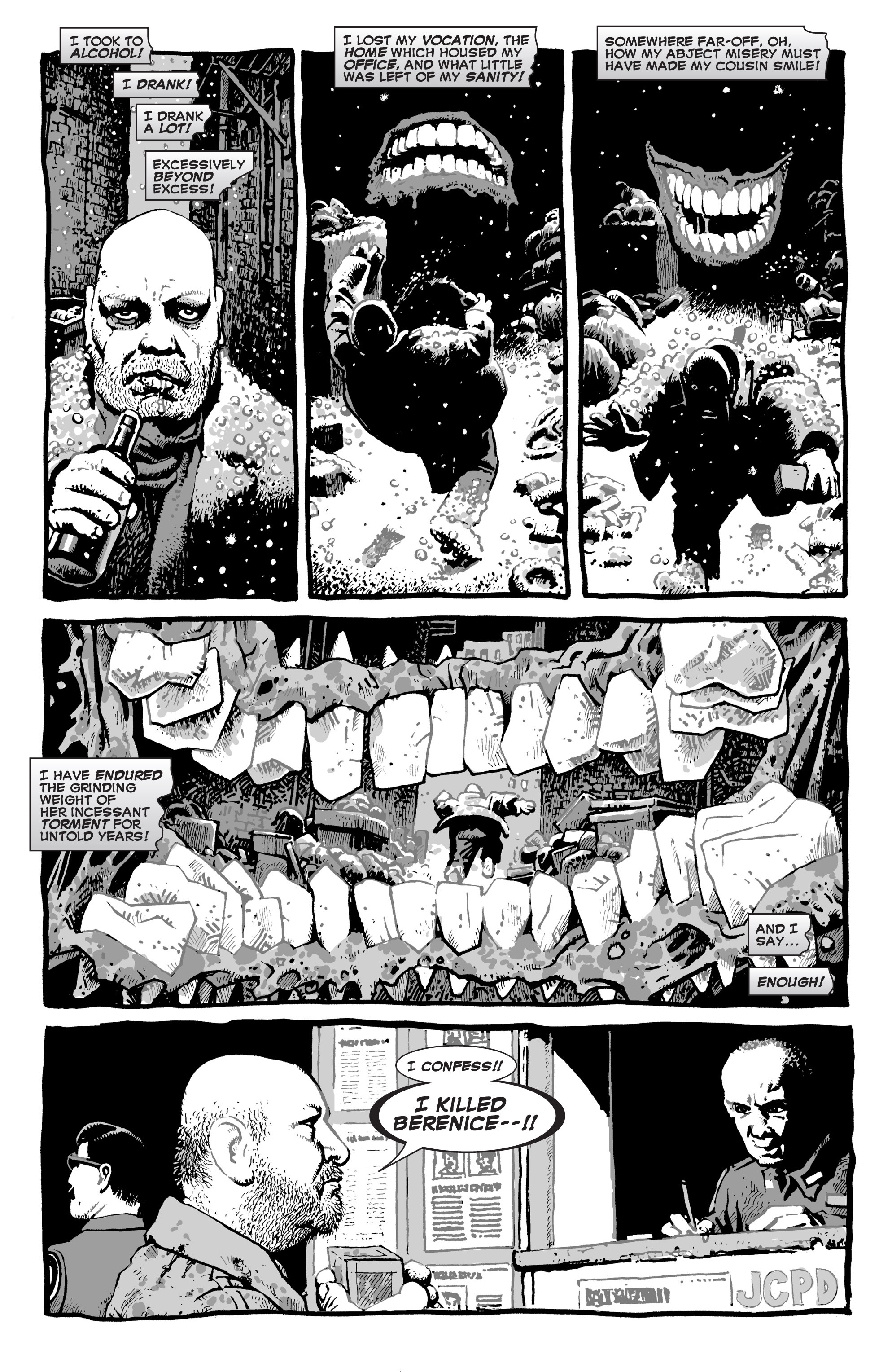 Read online Haunt of Horror: Edgar Allan Poe comic -  Issue #3 - 27