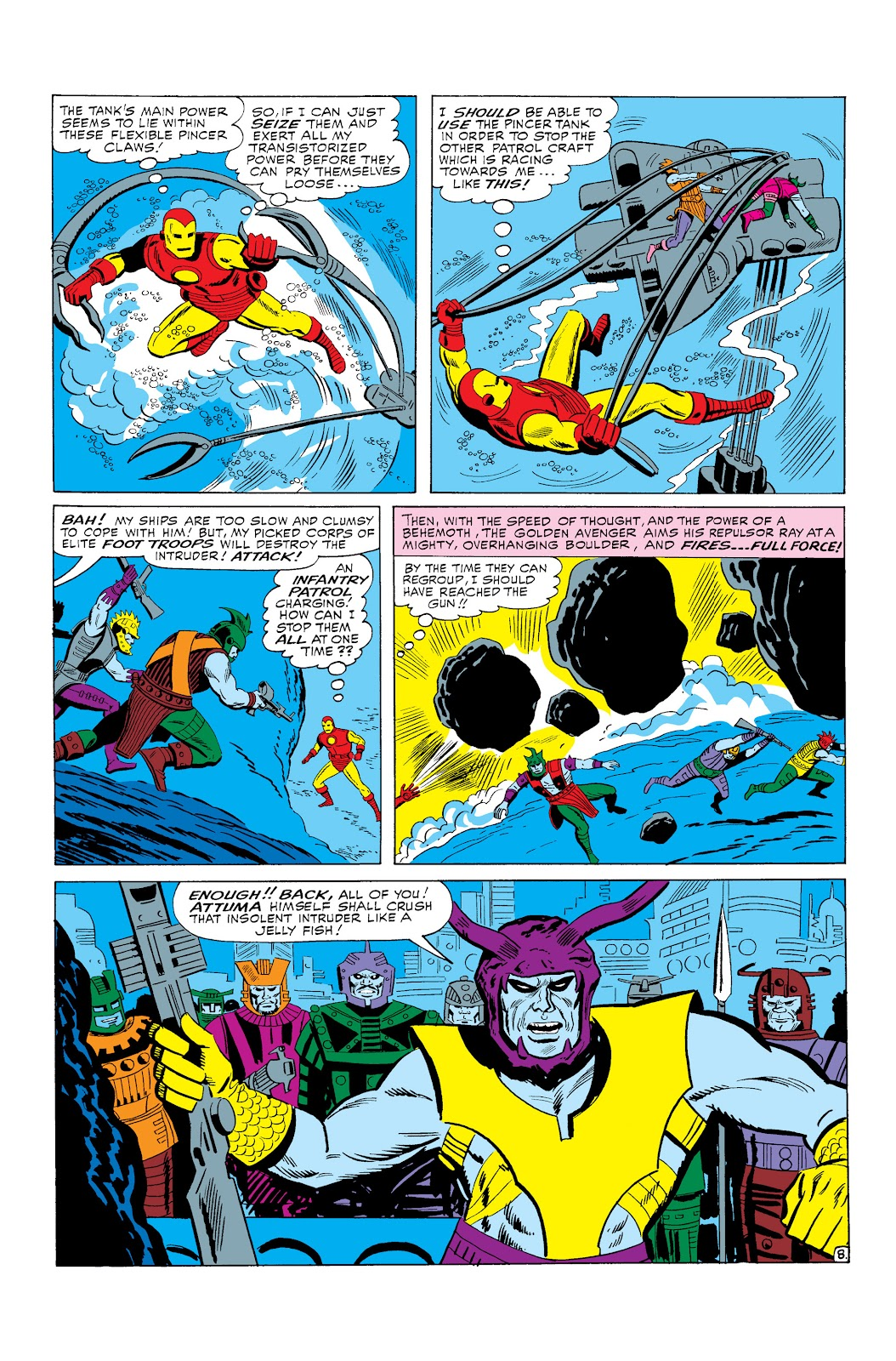 Tales of Suspense (1959) issue 66 - Page 9