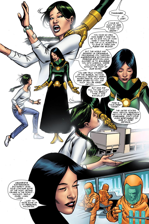 Read online Amazing Fantasy (2004) comic -  Issue #11 - 10