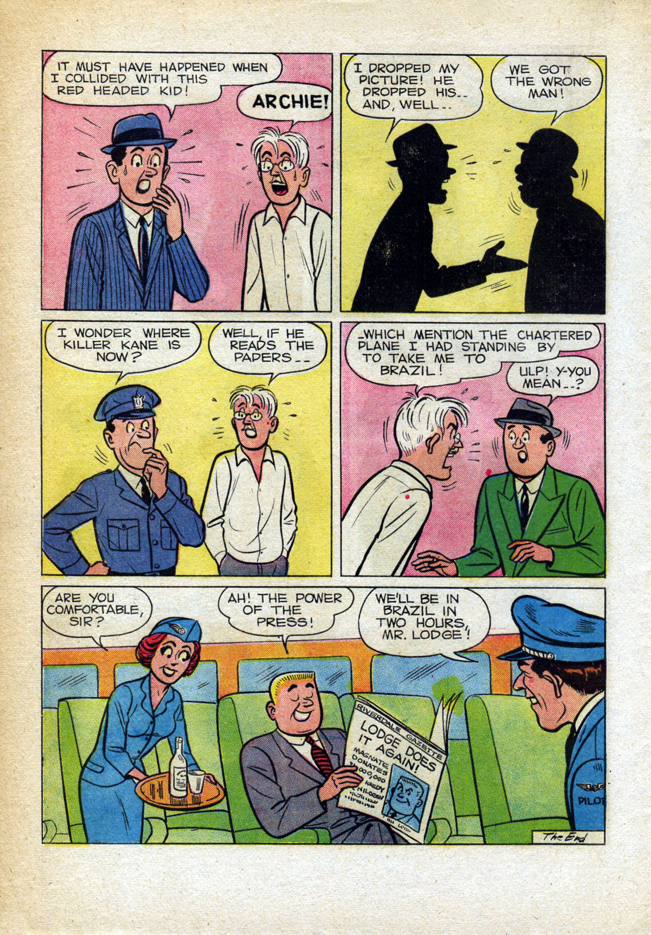 Read online Archie (1960) comic -  Issue #140 - 24