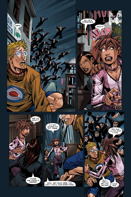 Read online Amazing Fantasy (2004) comic -  Issue #4 - 7