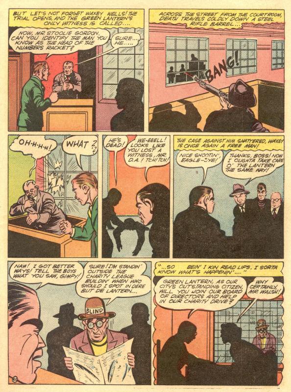 Green Lantern (1941) issue 8 - Page 49