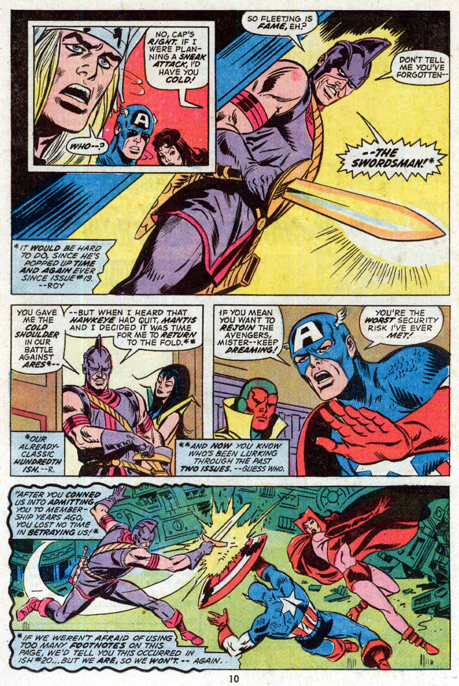 The Avengers (1963) 114 Page 7