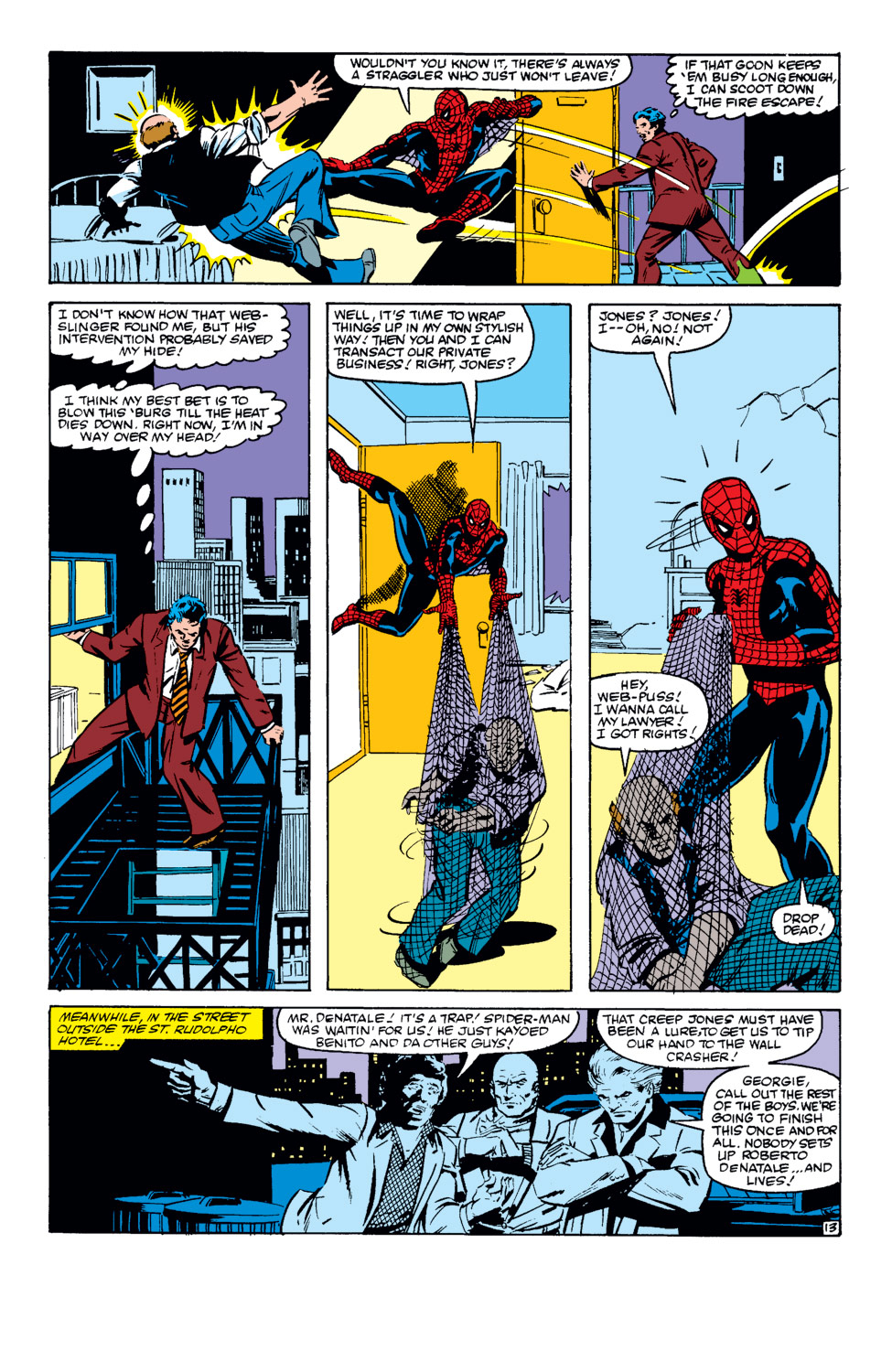 The Amazing Spider-Man (1963) 262 Page 13