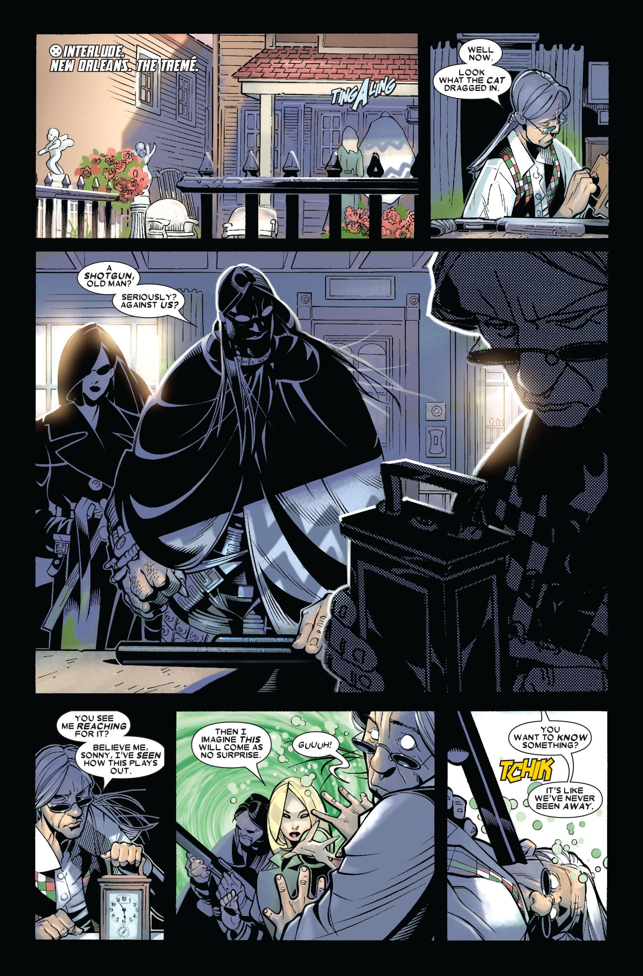 X-Men (1991) 200 Page 13