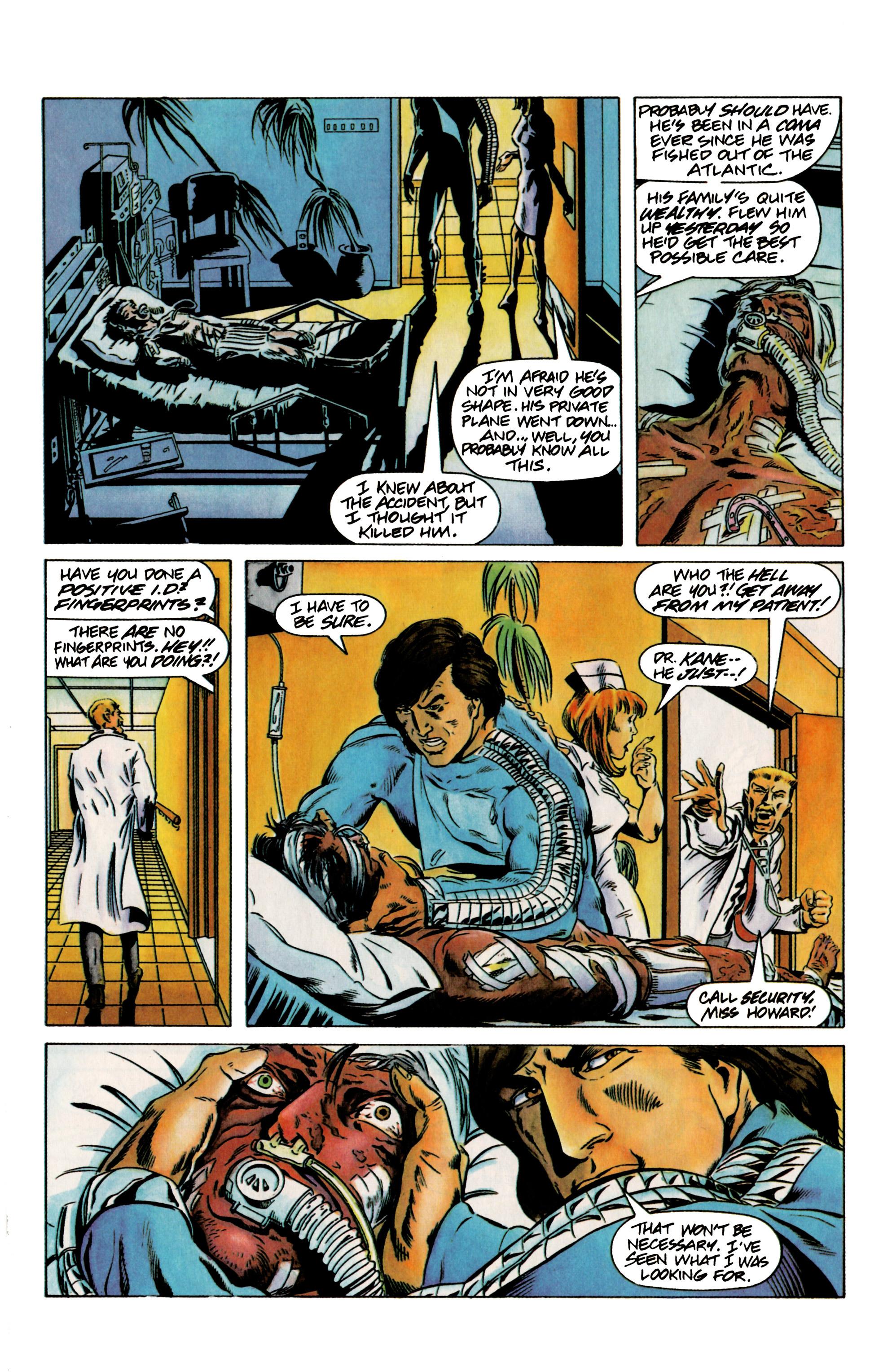 Read online Eternal Warrior (1992) comic -  Issue #12 - 9