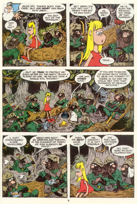 Read online Sergio Aragonés Groo the Wanderer comic -  Issue #83 - 7