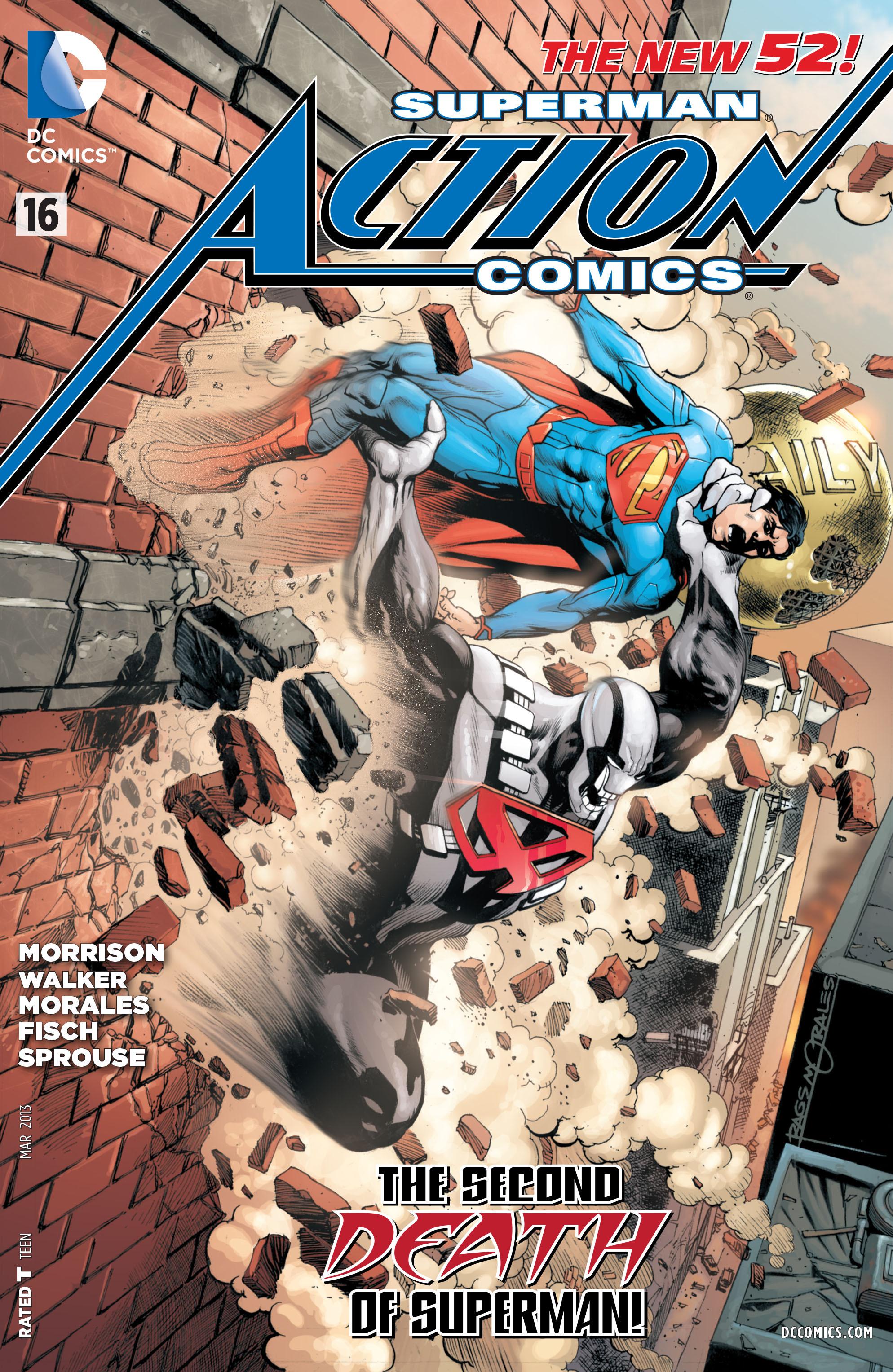 Action Comics (2011) 16 Page 1