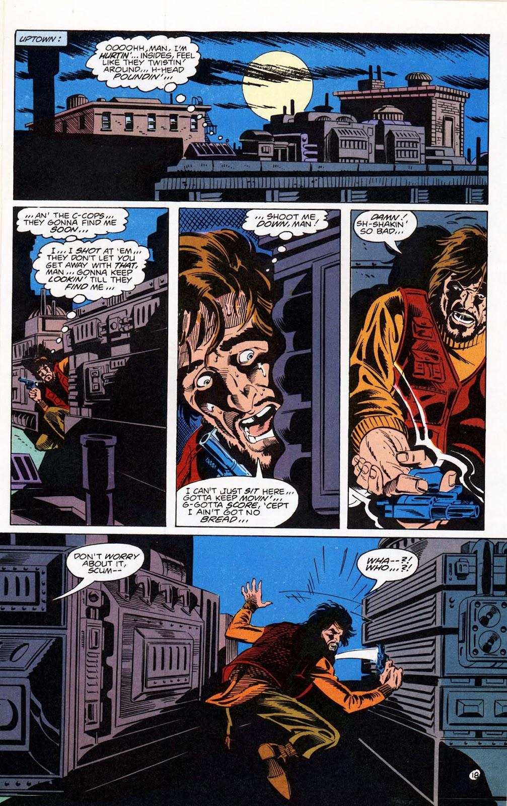 Vigilante (1983) issue 21 - Page 21